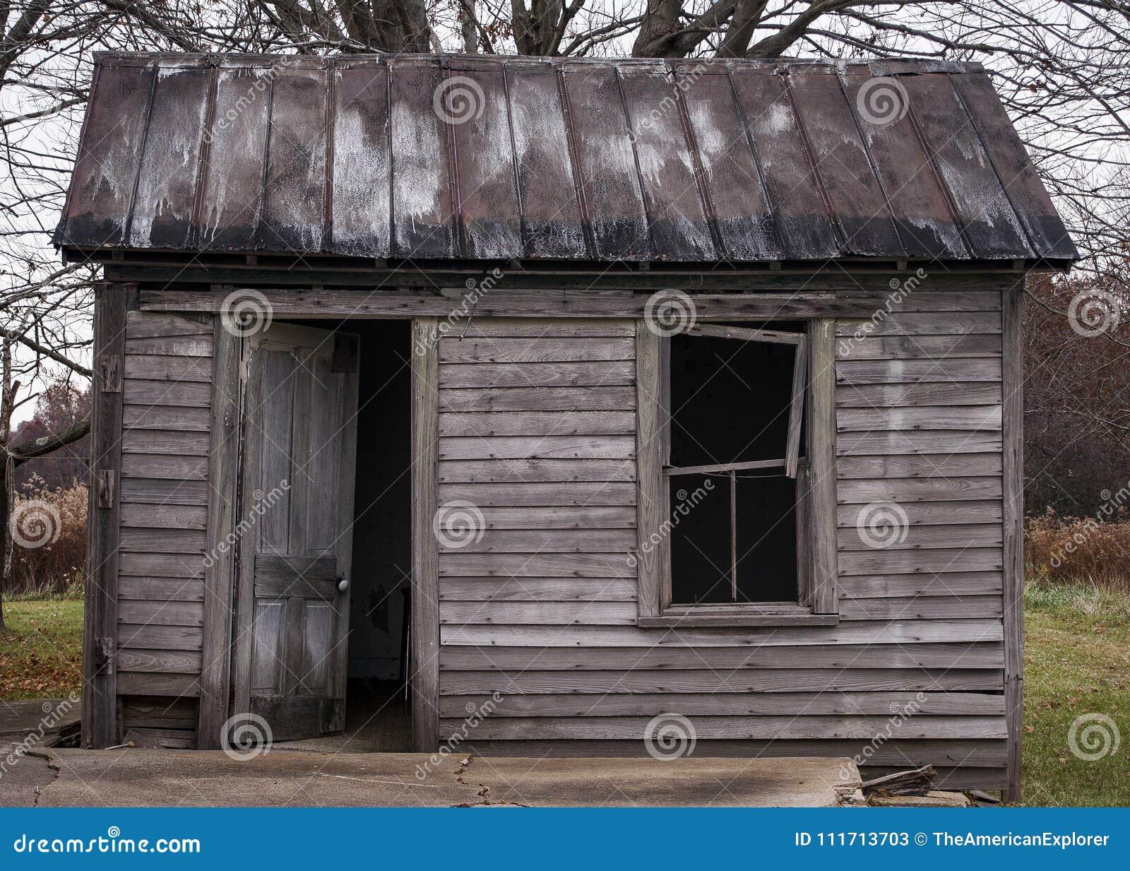 Casa abandonada y histórica - Ohio