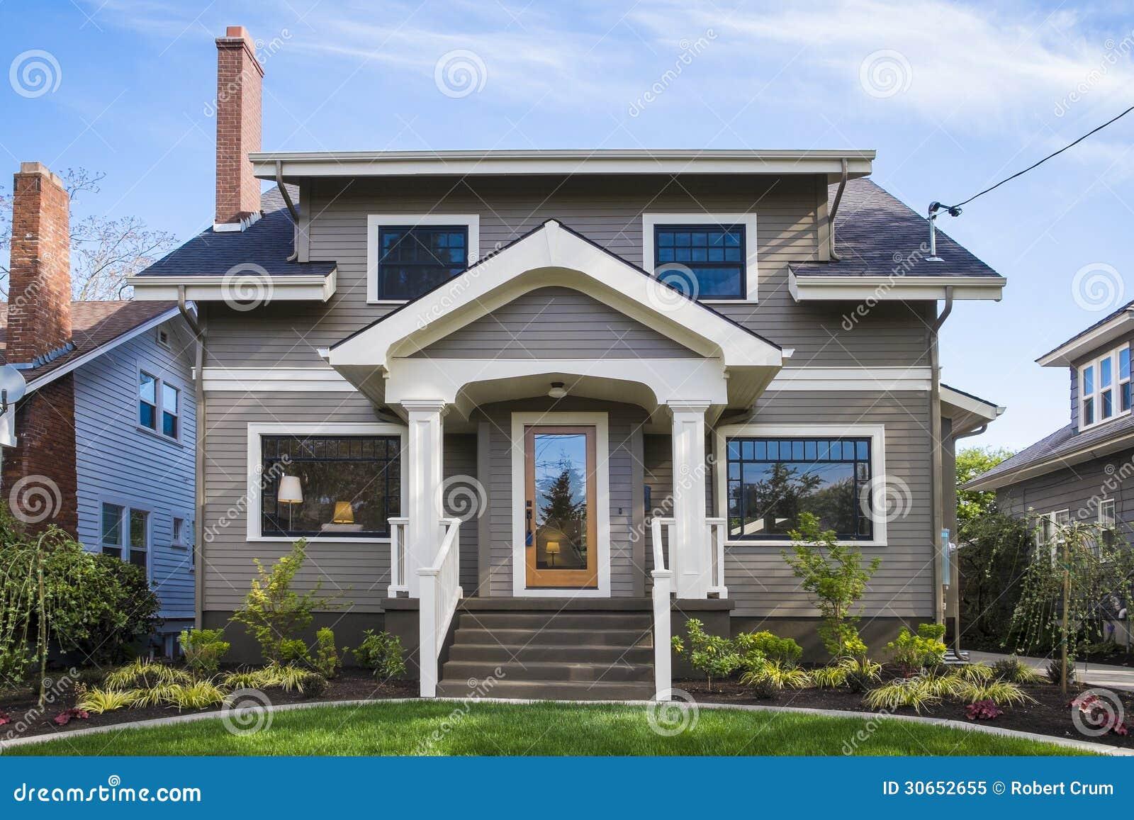 Casa americana del artesano