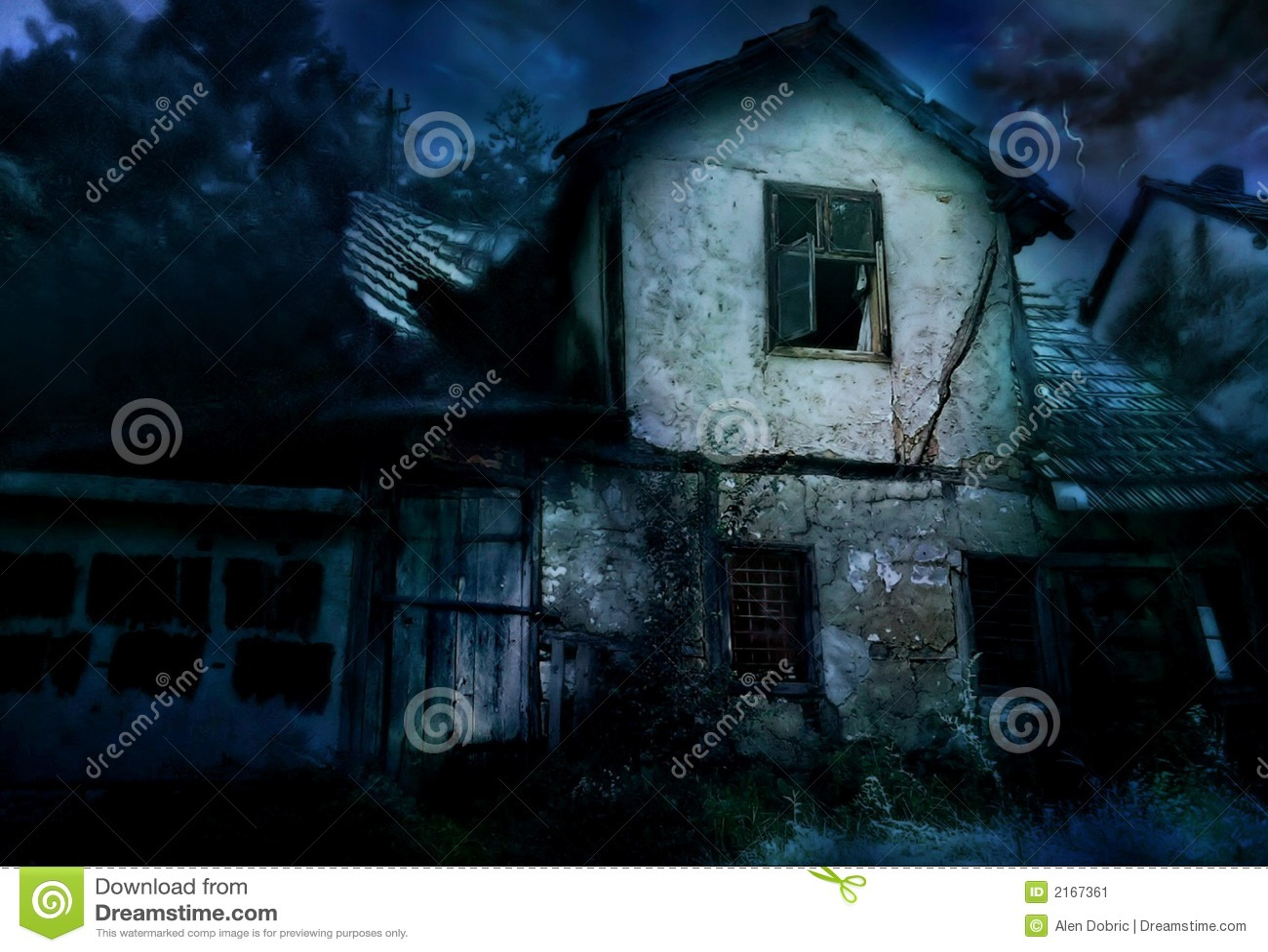 Casa asustadiza