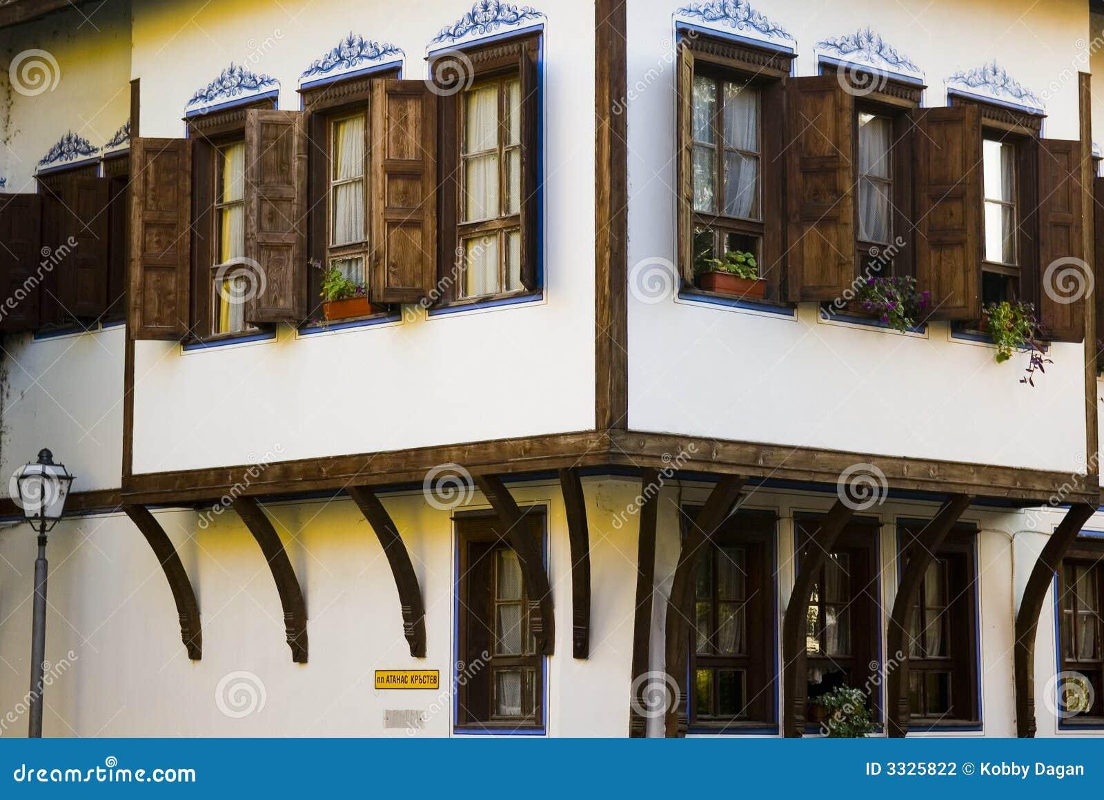 Casa búlgara