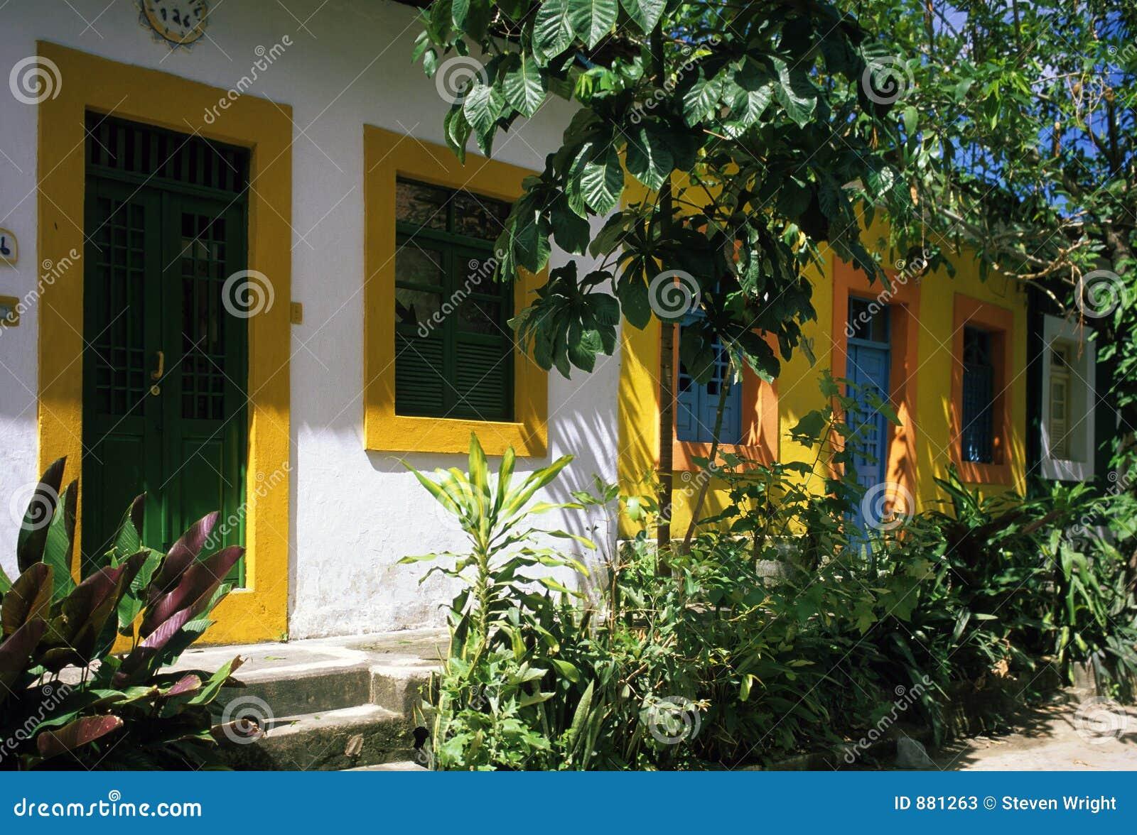 Casa brazylijskie forte domy.