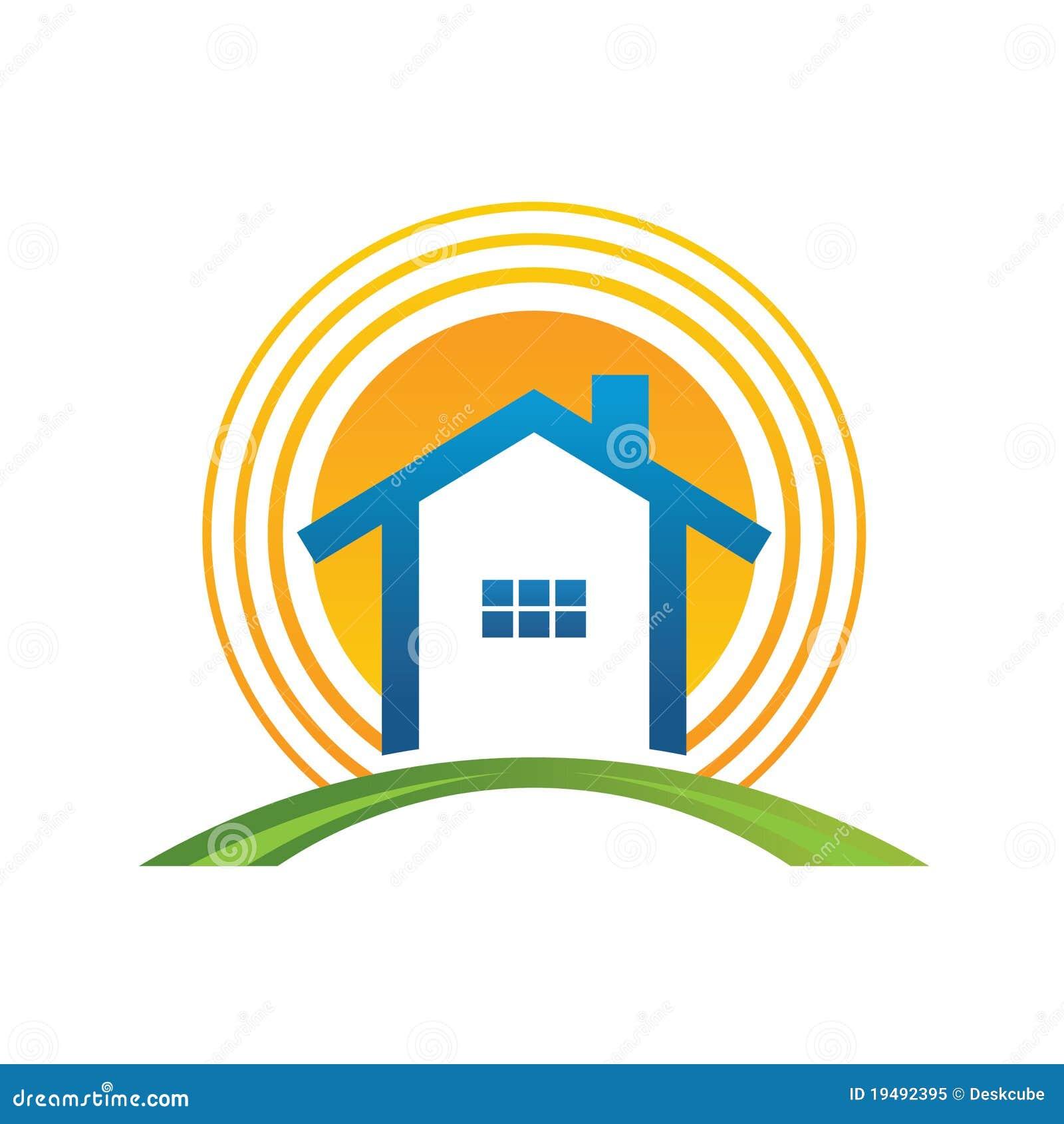 Casa con el sol