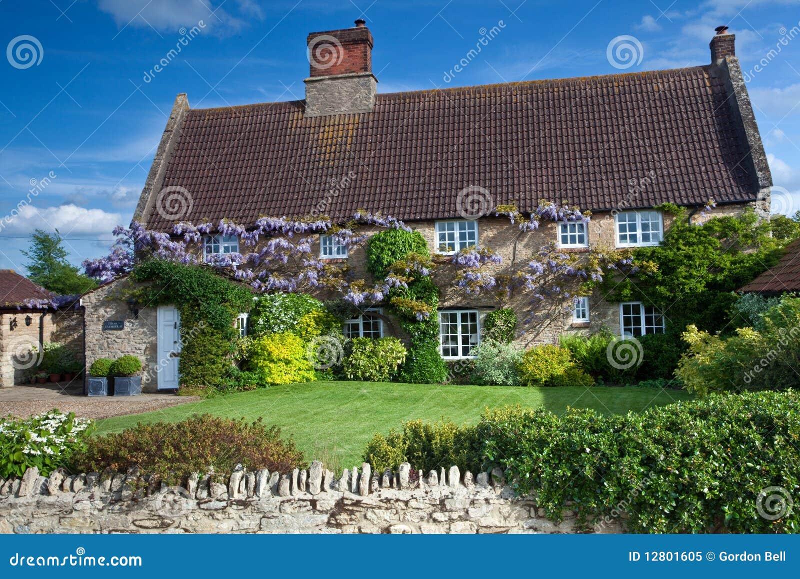 Casa da quinta em Inglaterra