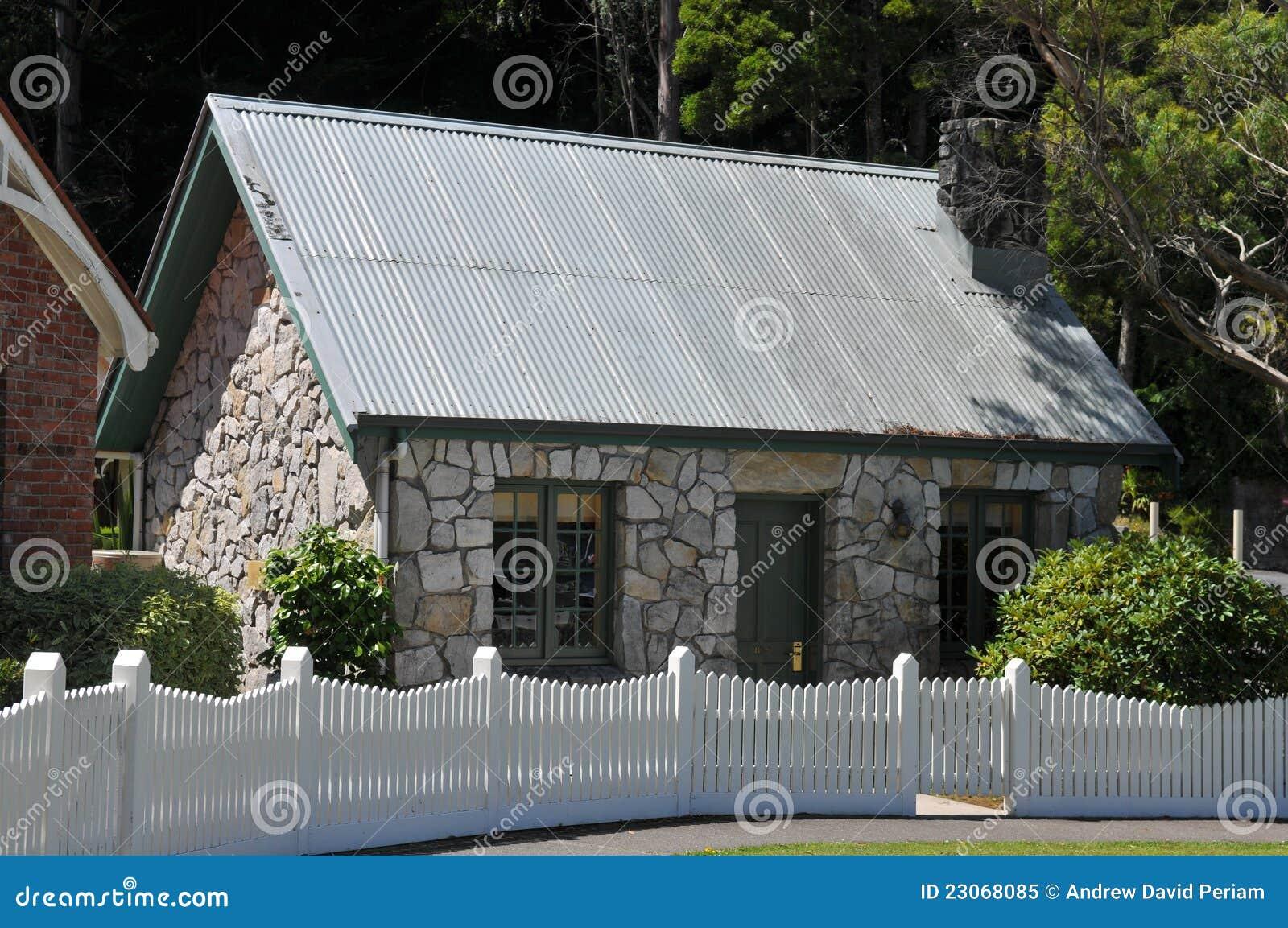 Casa de campo de pedra