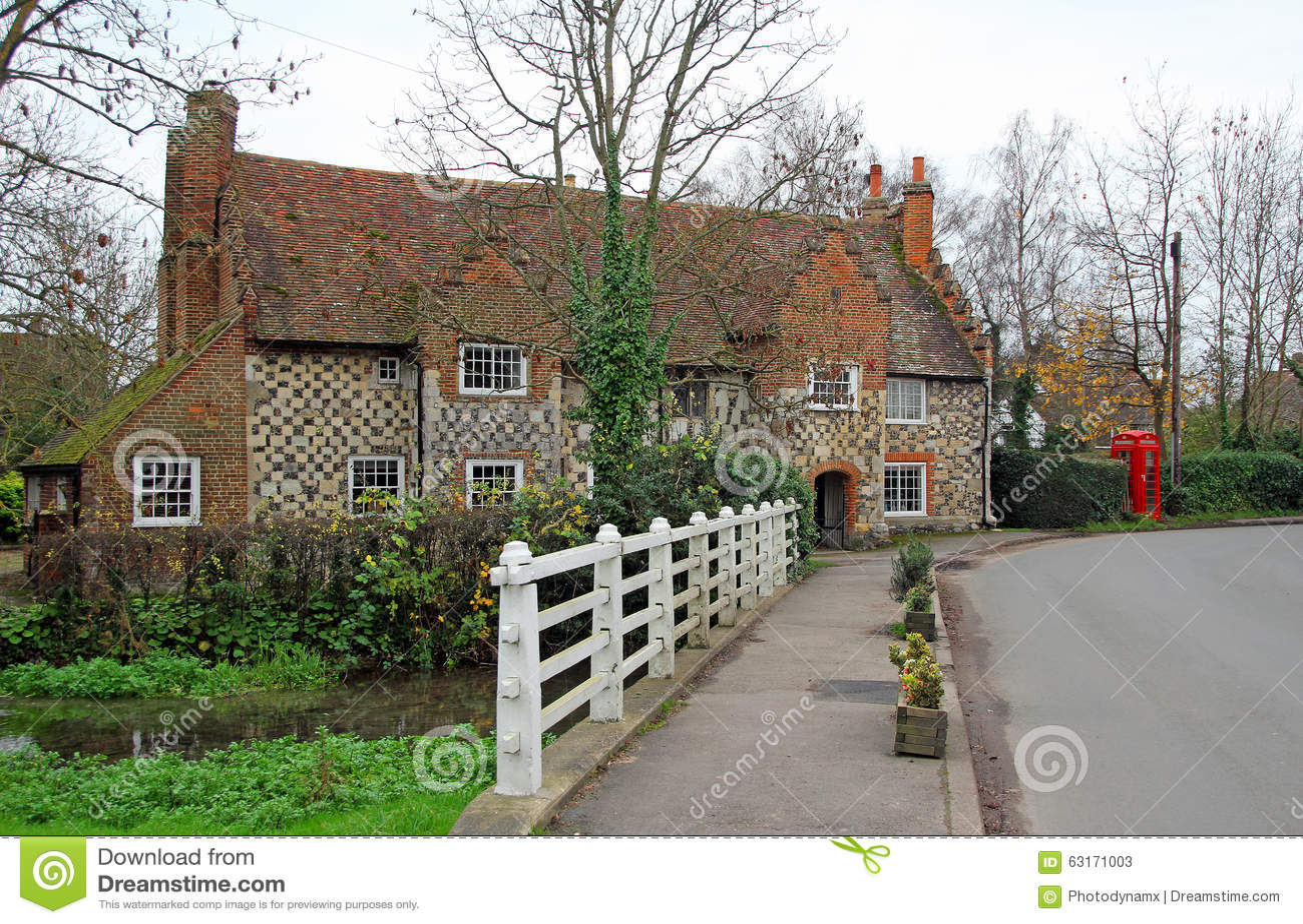 Casa de campo medieval de Kent
