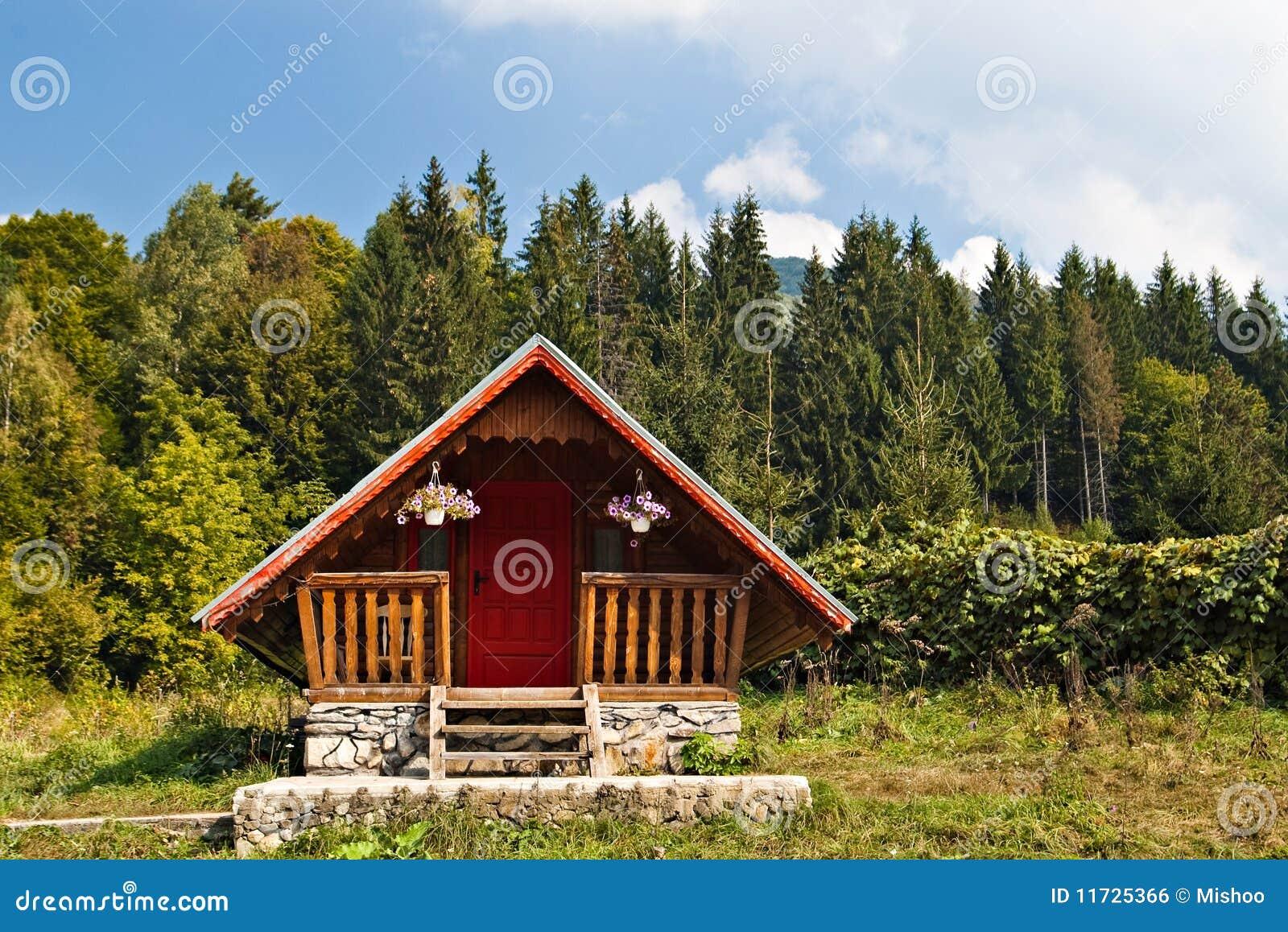 Casa de campo pequena foto de stock imagem de wilderness 11725366 - Casas de campo pequenas ...