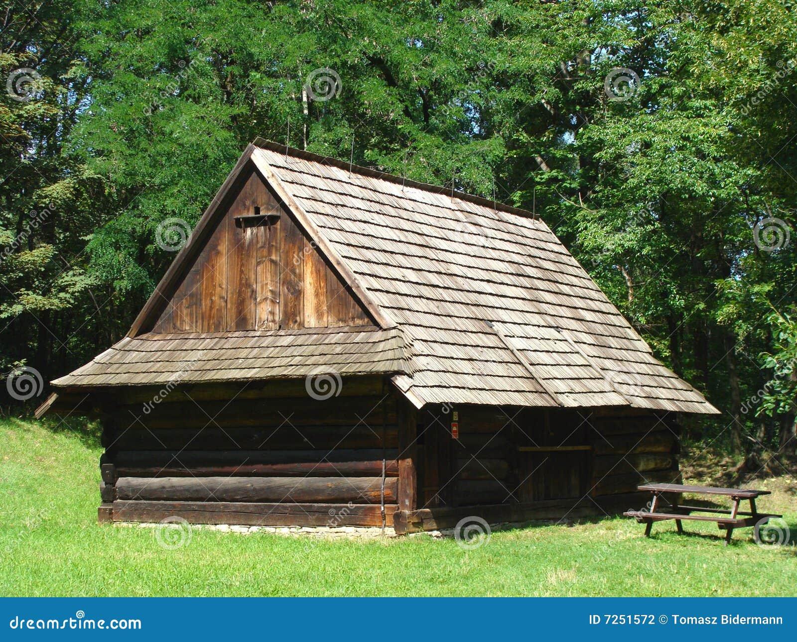 Casa de campo pequena fotografia de stock imagem 7251572 - Casas de campo pequenas ...
