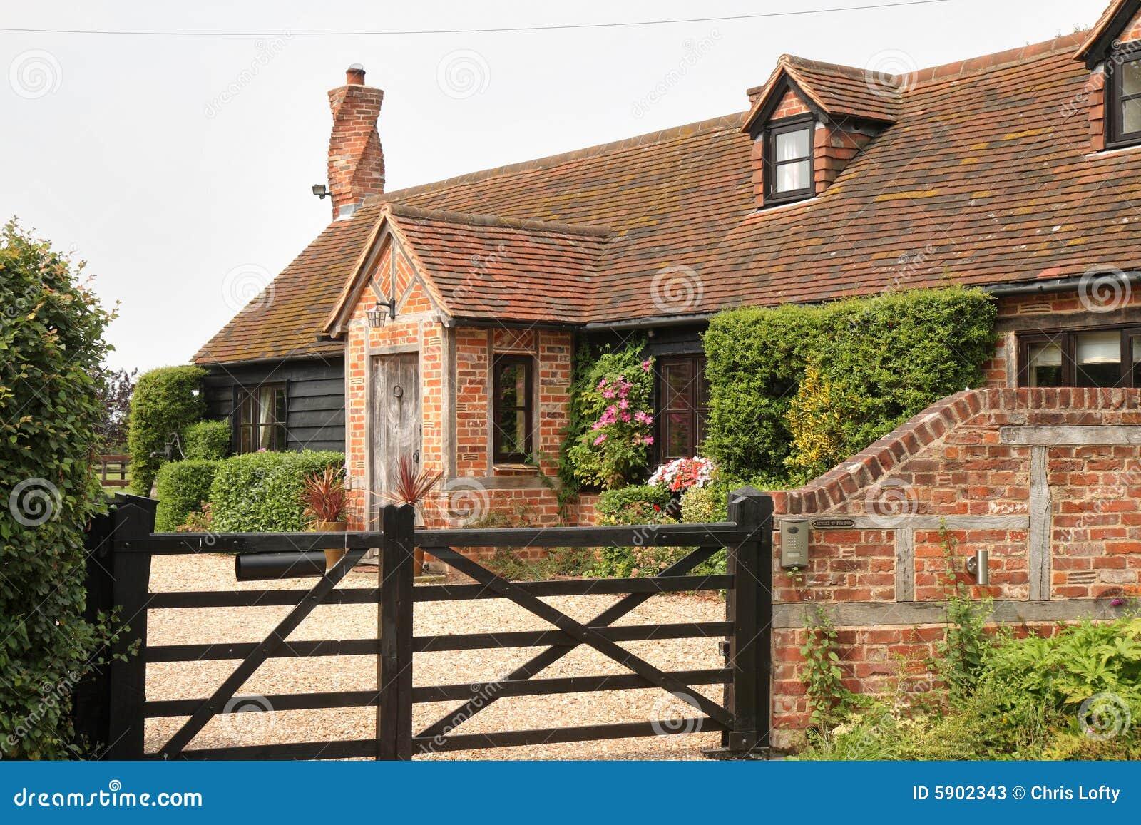 Casa de campo quadro madeira da vila fotos de stock - Fotos de casa de campo ...