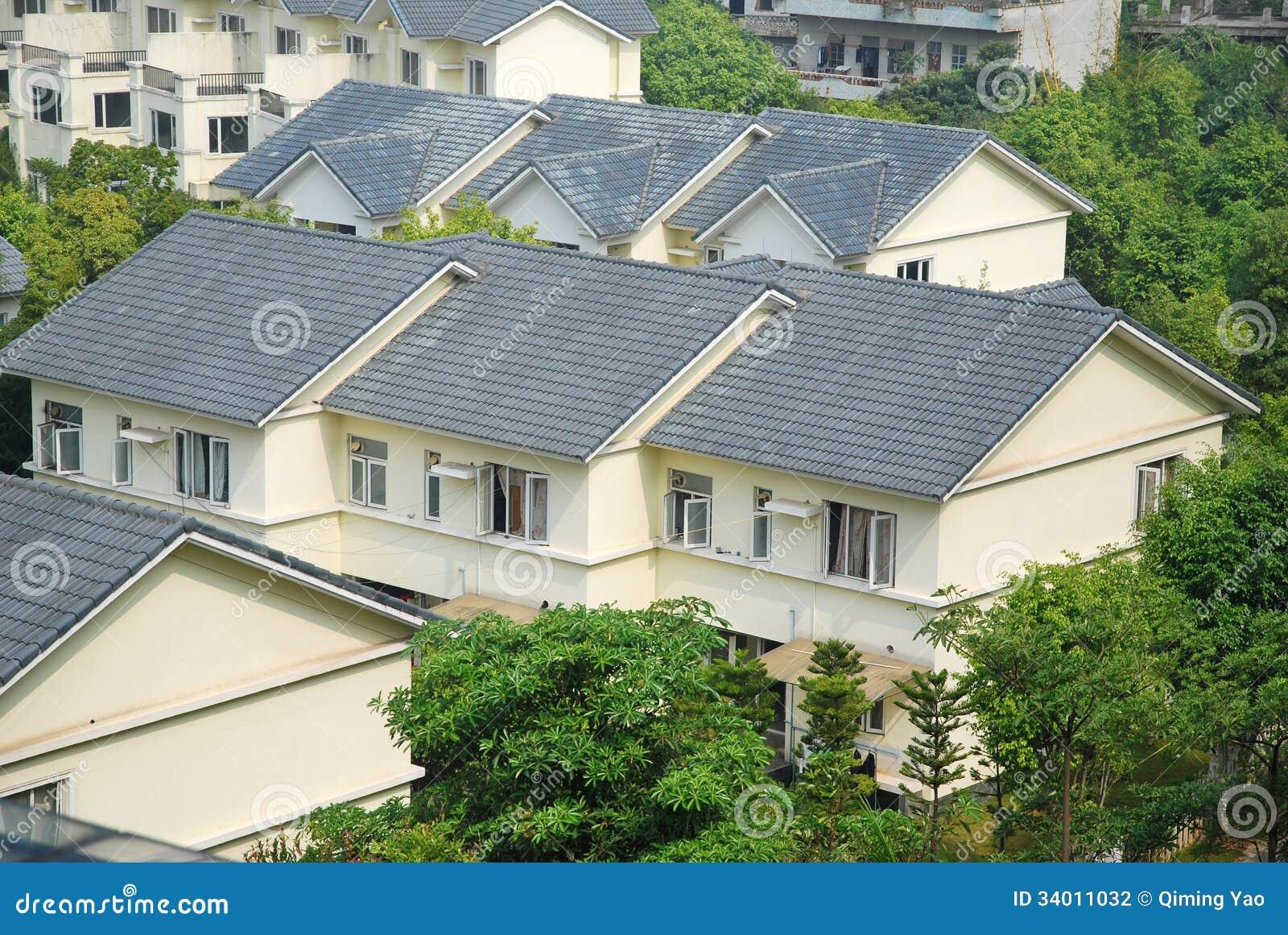 Casa de campo simples fotografia de stock imagem 34011032 - Casas de campo baratas ...