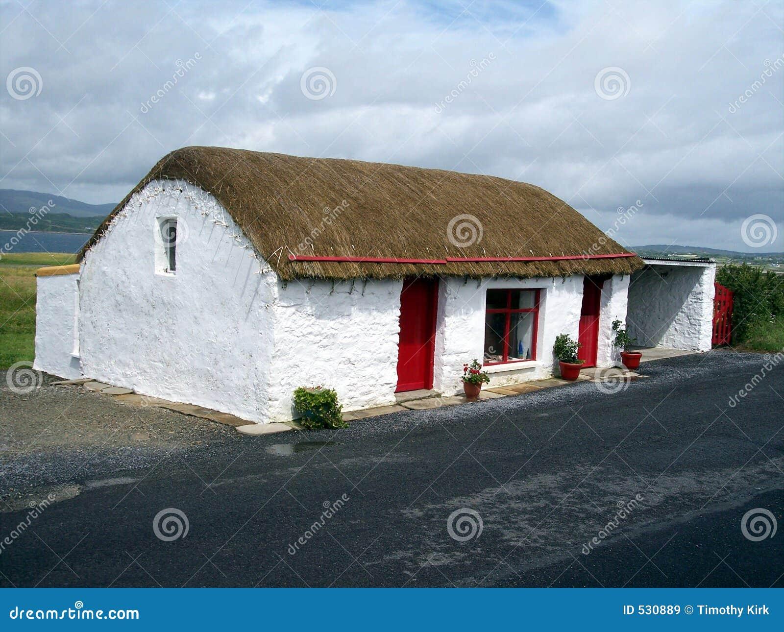 Casa de campo Thatched, Co. Donegal, Ireland