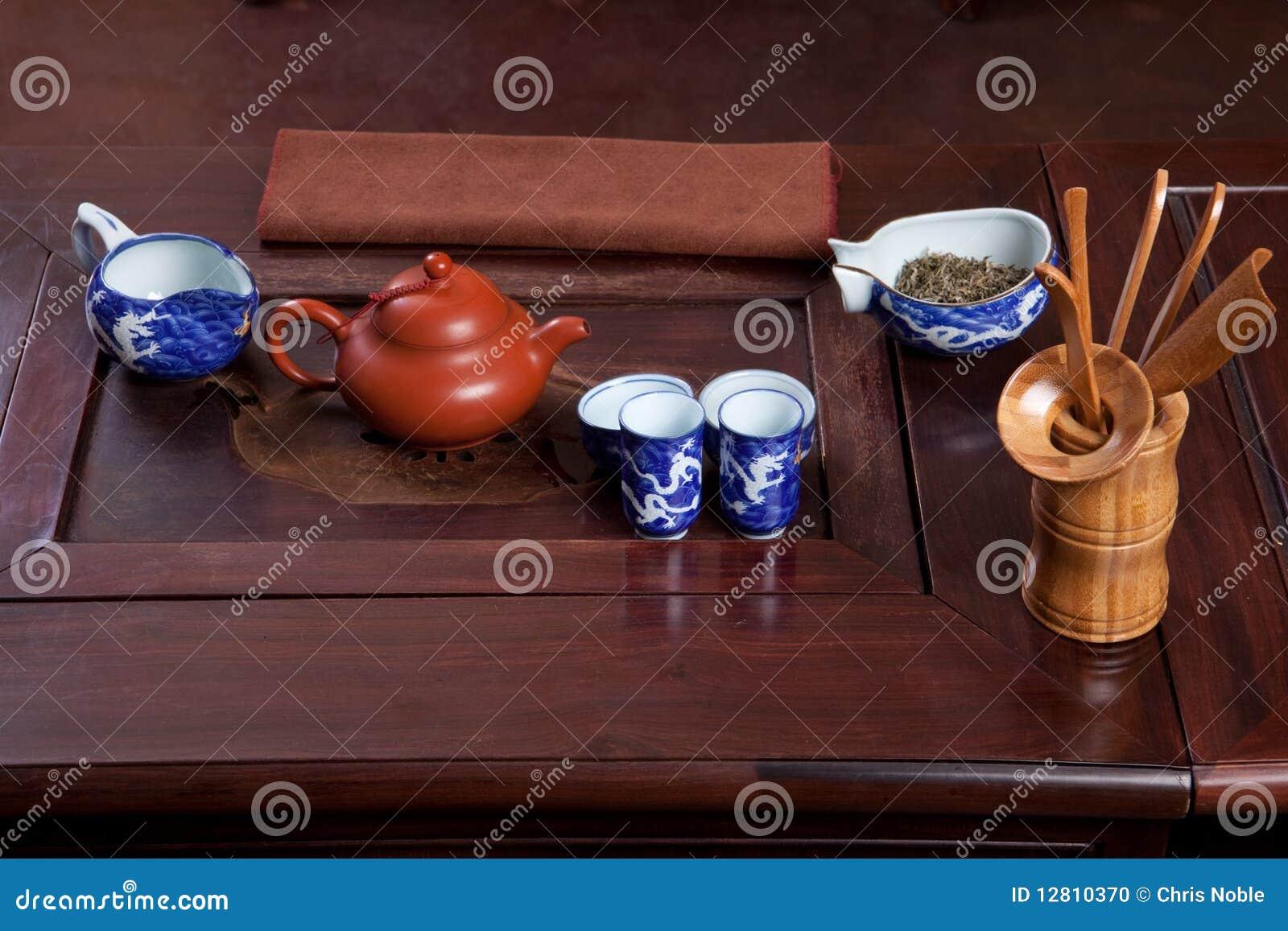Casa de chá tradicional