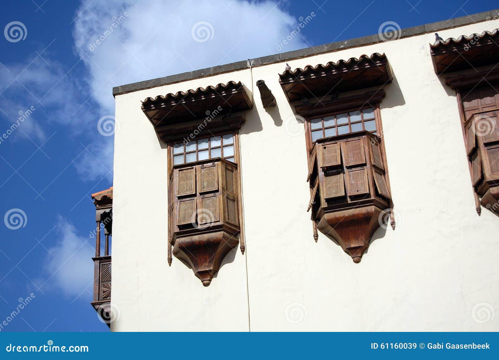 Casa de Columbus en Las Palmas en Gran Canaria