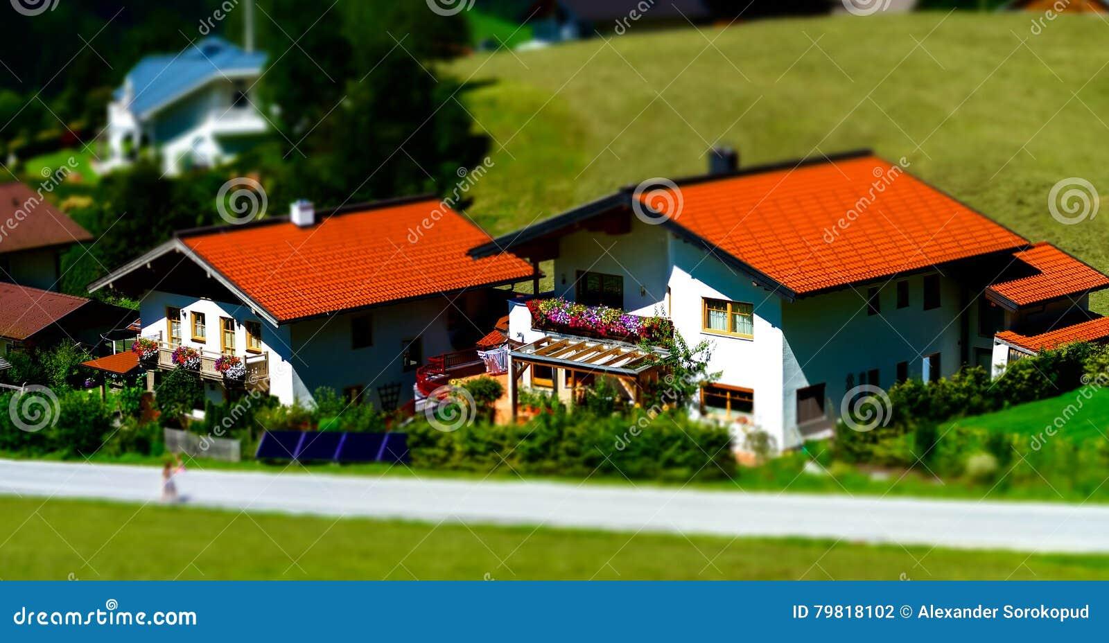 Casa de hóspedes no lugar calmo, nas montanhas e na natureza, Áustria