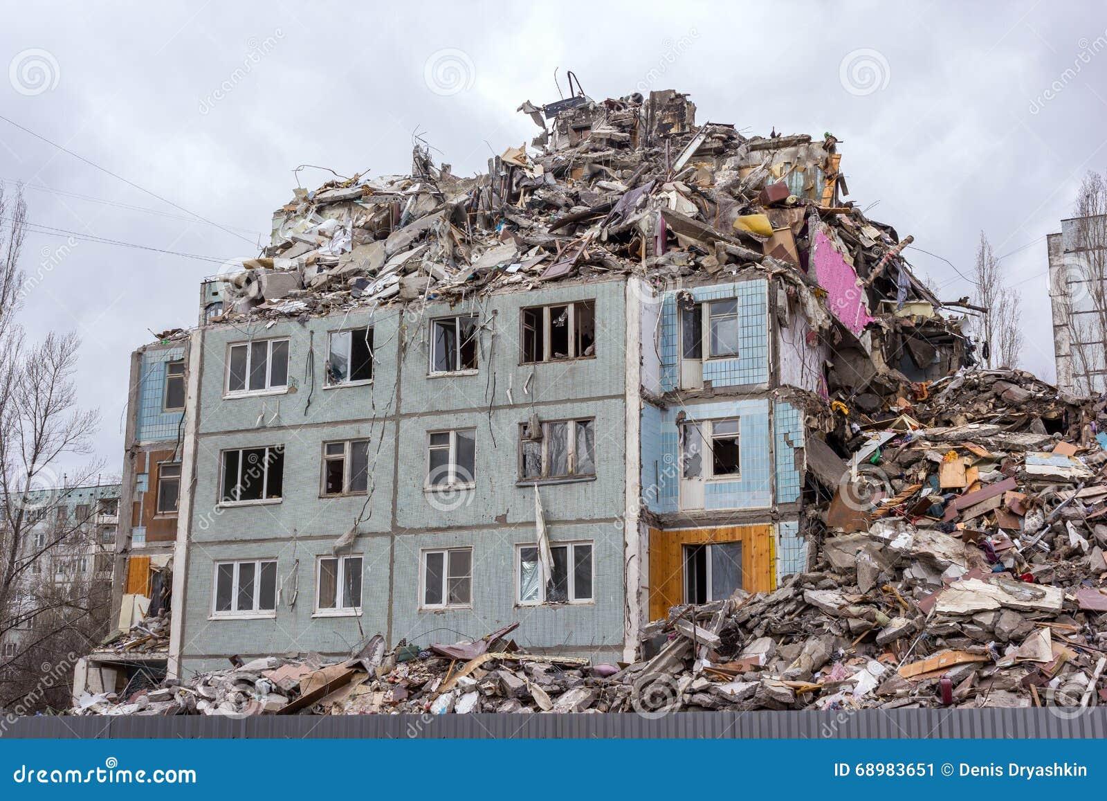 Casa de la demolición