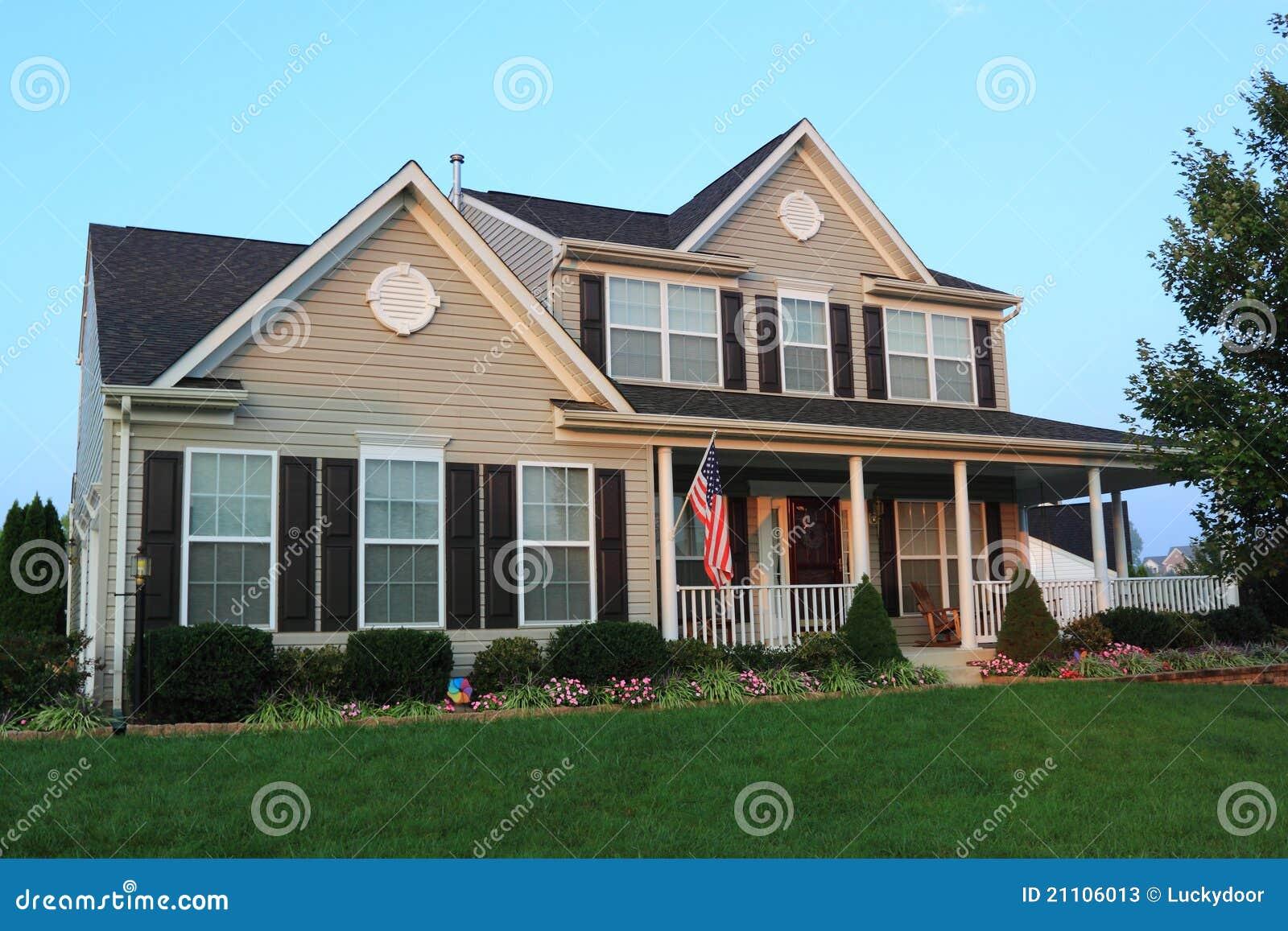 Casa de la familia