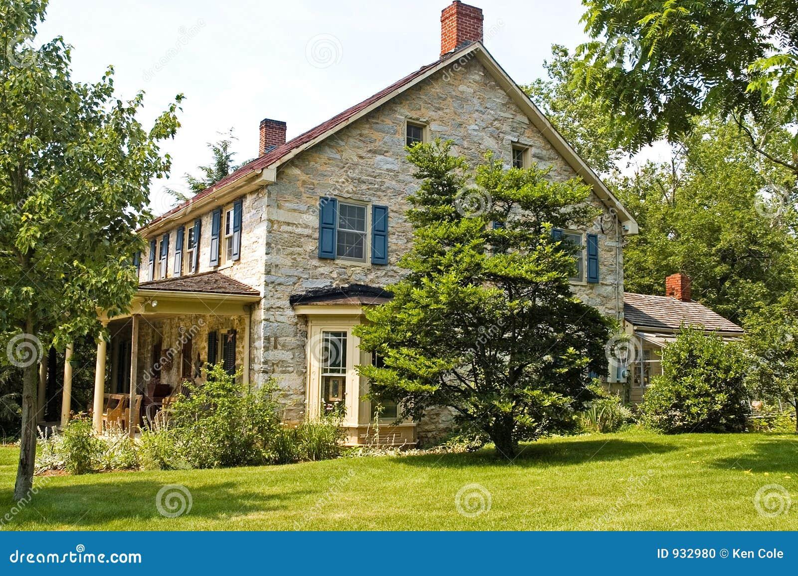Casa de la piedra de la guerra civil