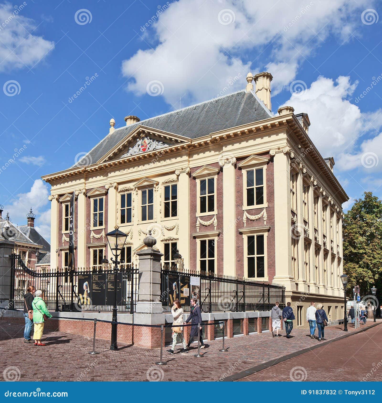 Casa de Maurits, museo de arte, La Haya, Países Bajos
