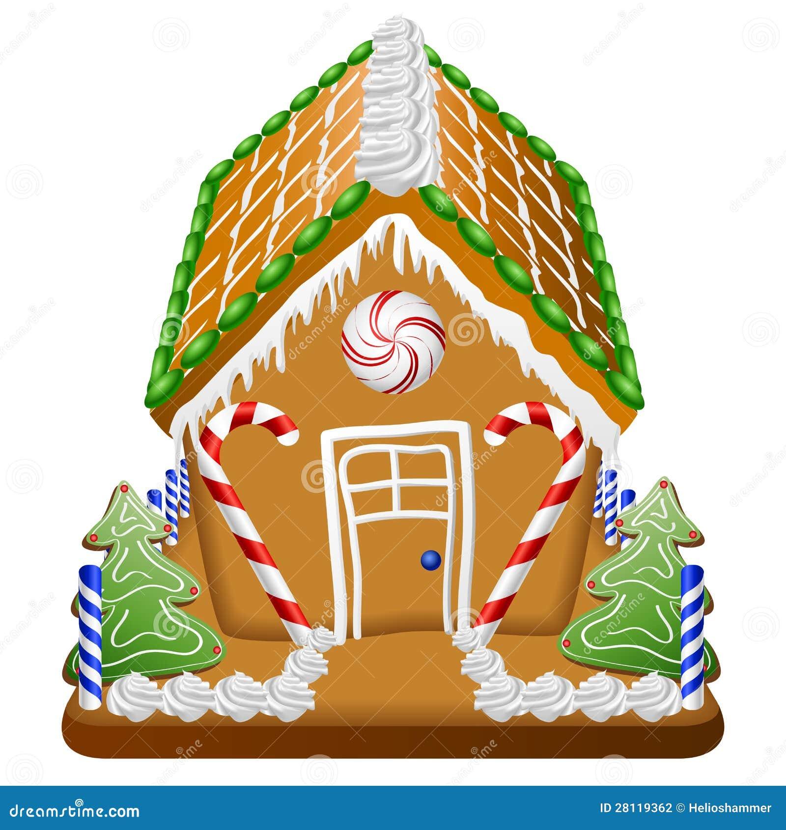 Casa de pan de jengibre con los caramelos fotograf a de - Casa de jengibre ikea ...
