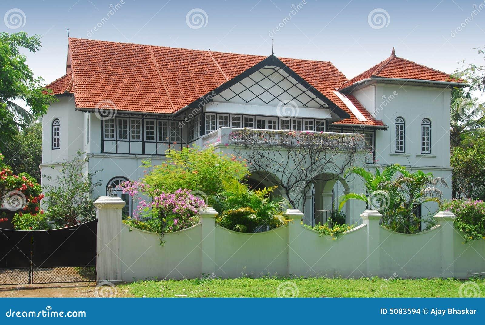 Casa de planta baja india foto de archivo imagen de south 5083594 - Fotos de casas de planta baja ...