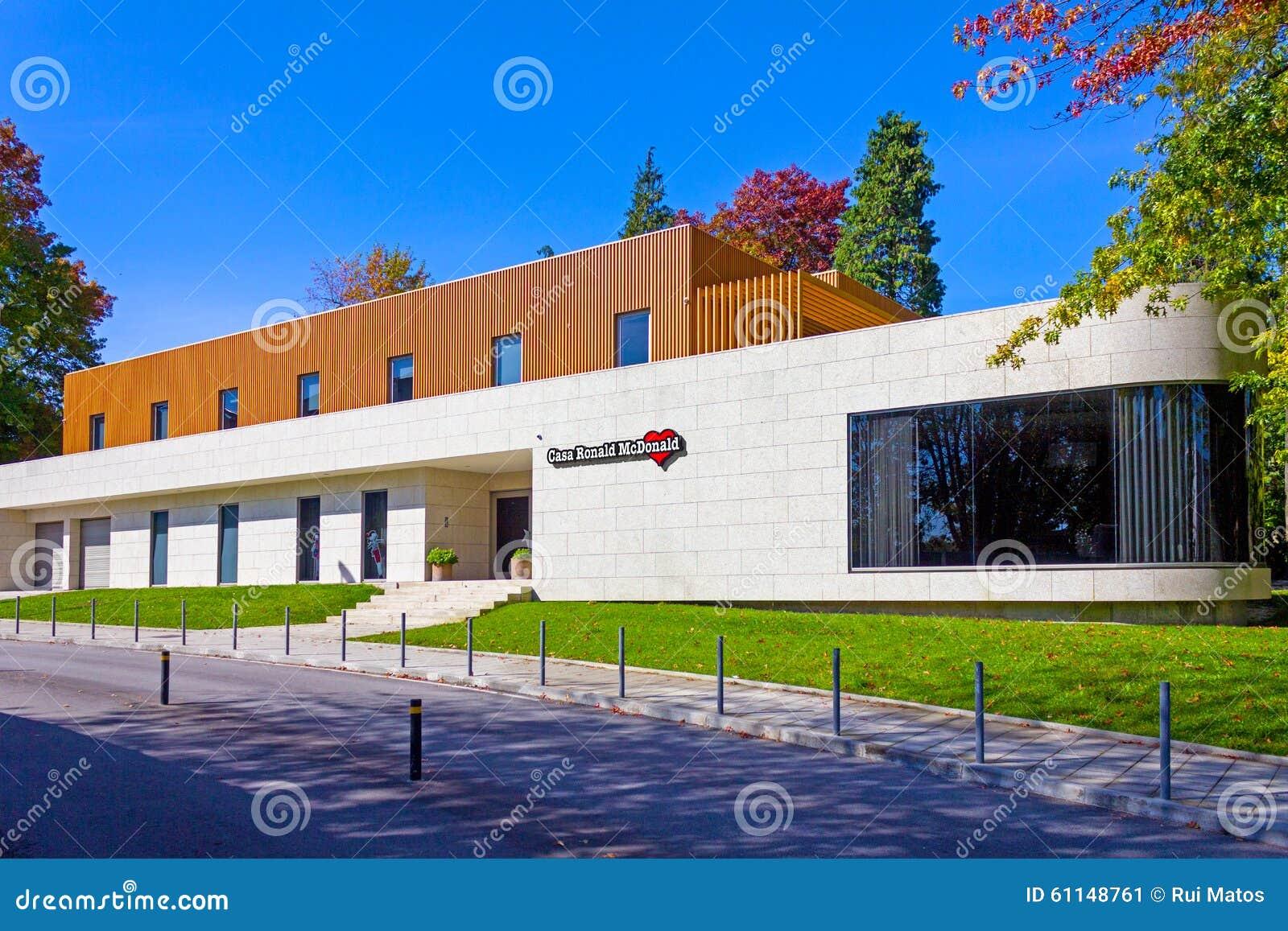 Casa de Ronald mcdonald