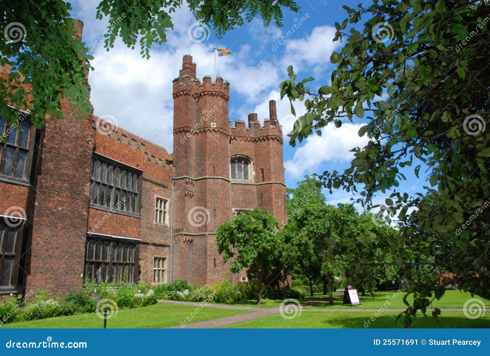 Casa de señorío medieval