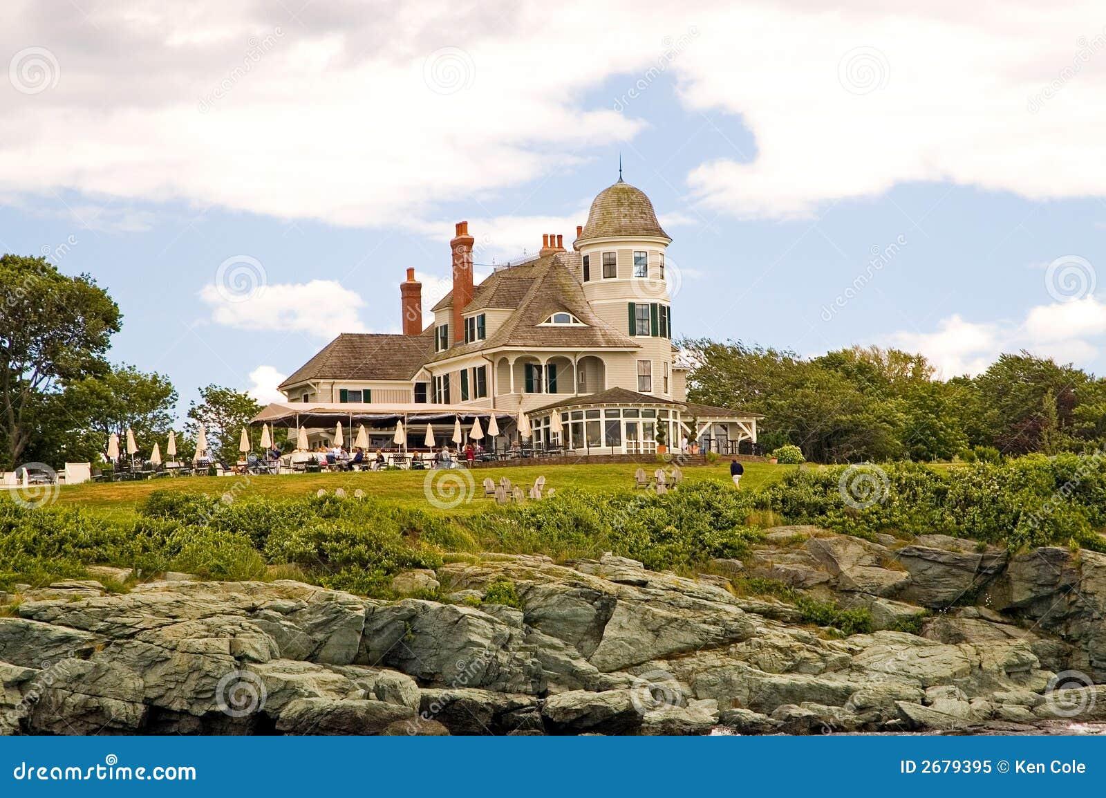 Casa de verão do Victorian