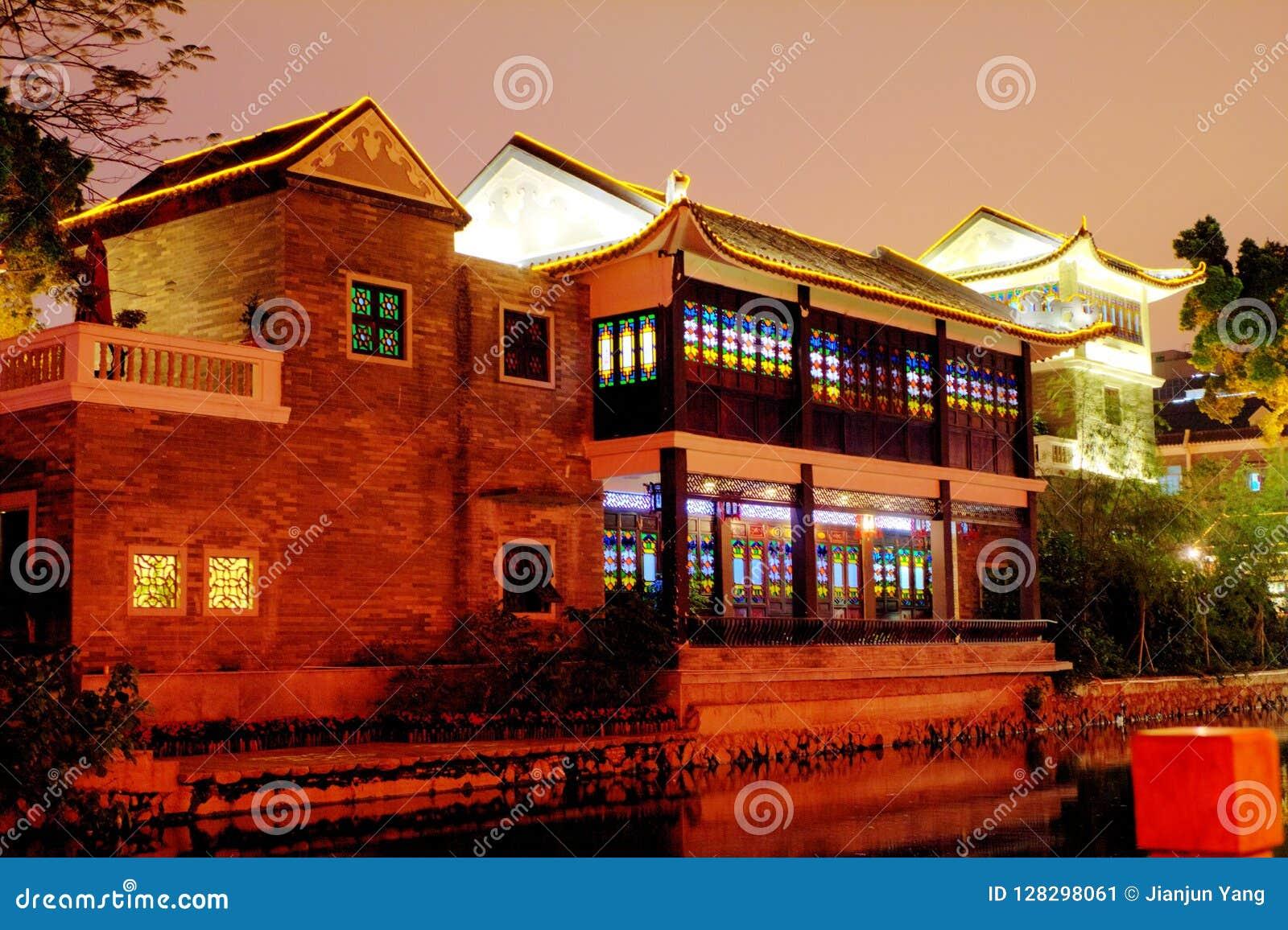 Casa de Xiguan en Guangzhou China