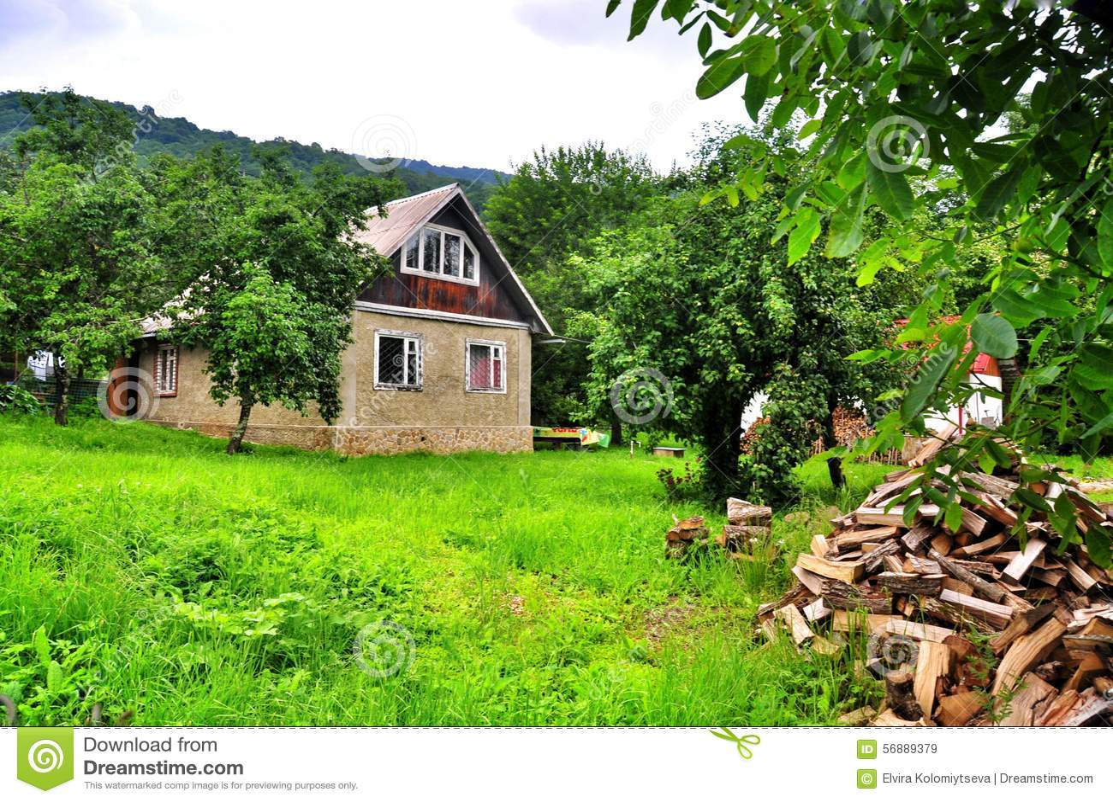 Casa del cottage