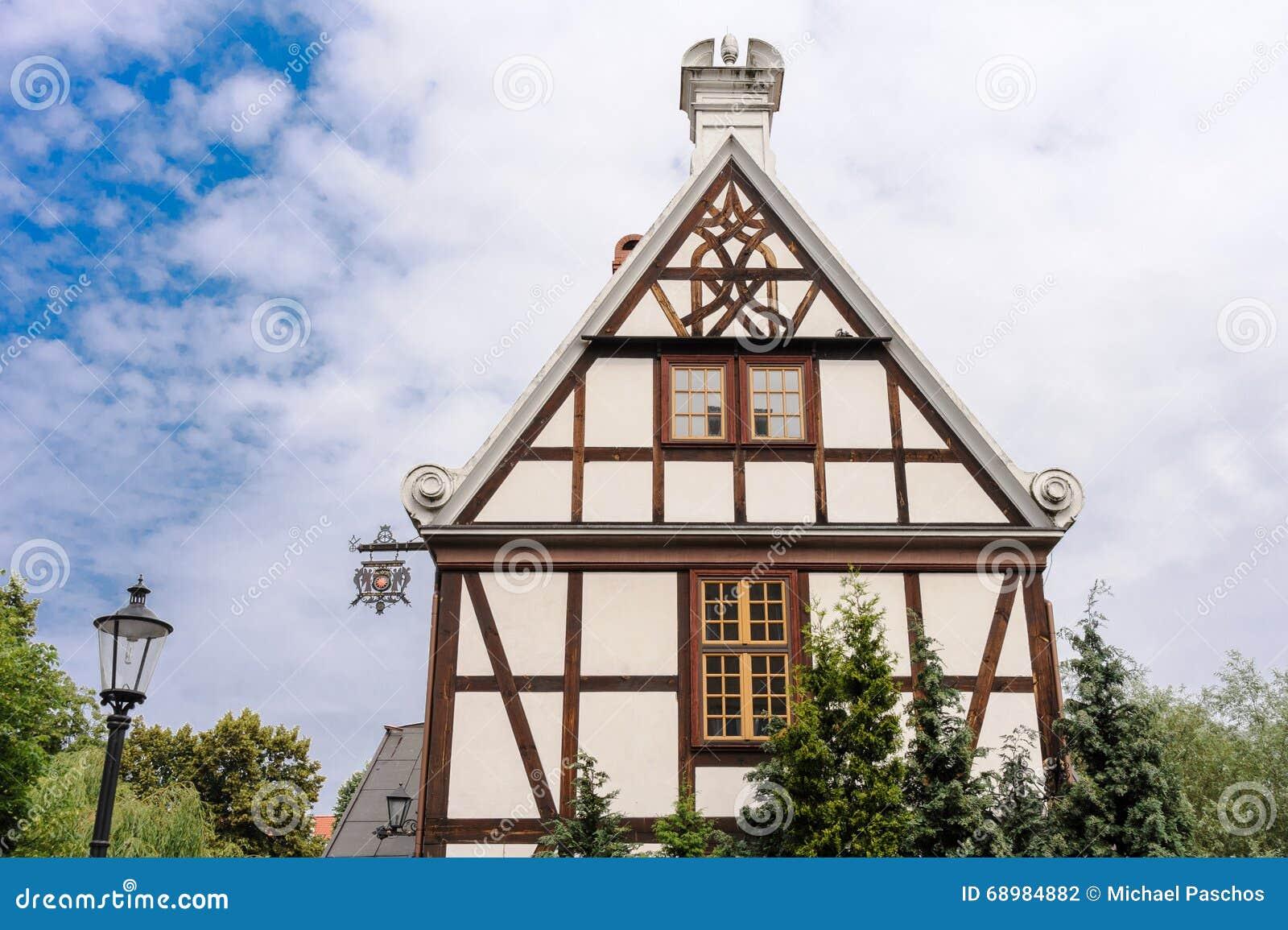 Casa del gremio de Gdansk Miller