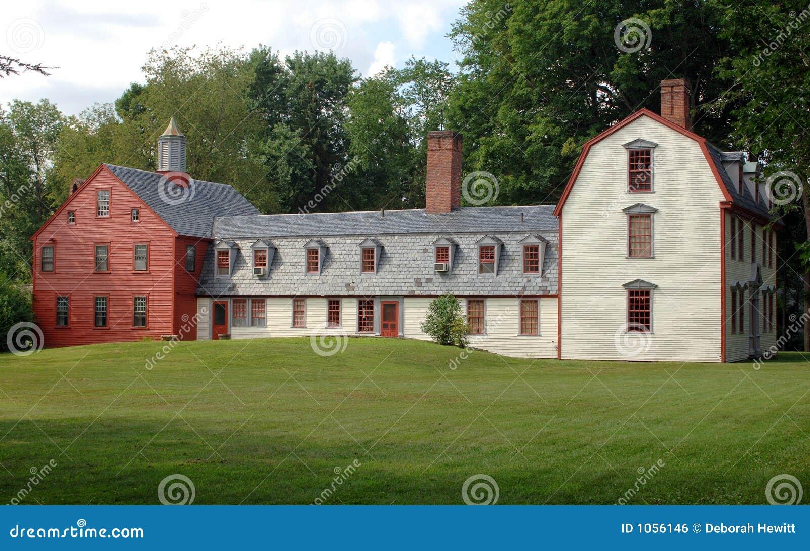 Casa del siglo XVIII