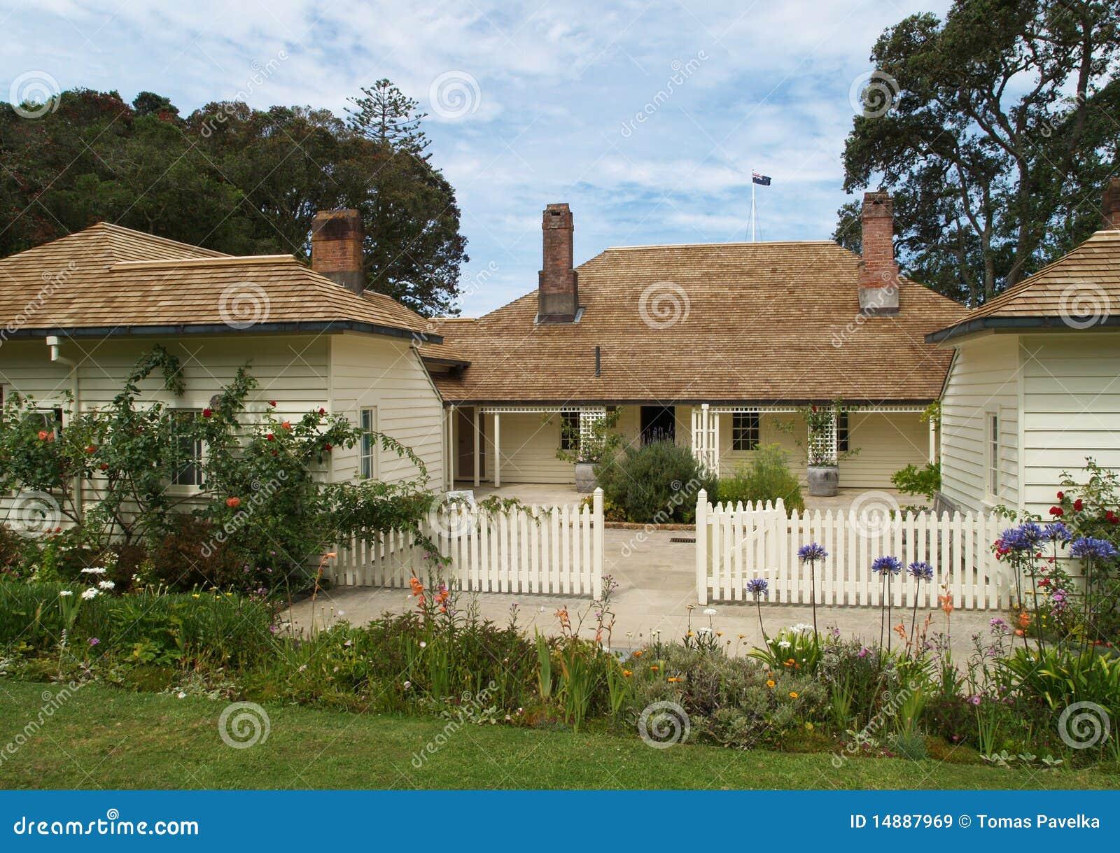 Casa del tratado de Waitangi