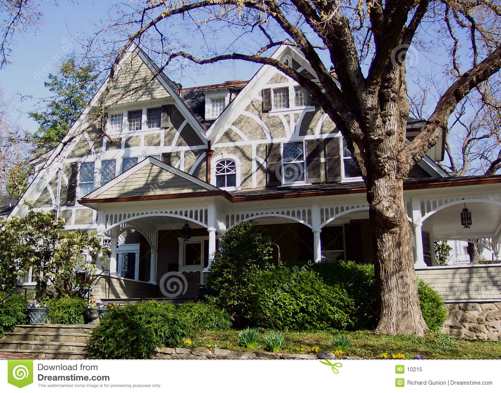 Casa del Victorian