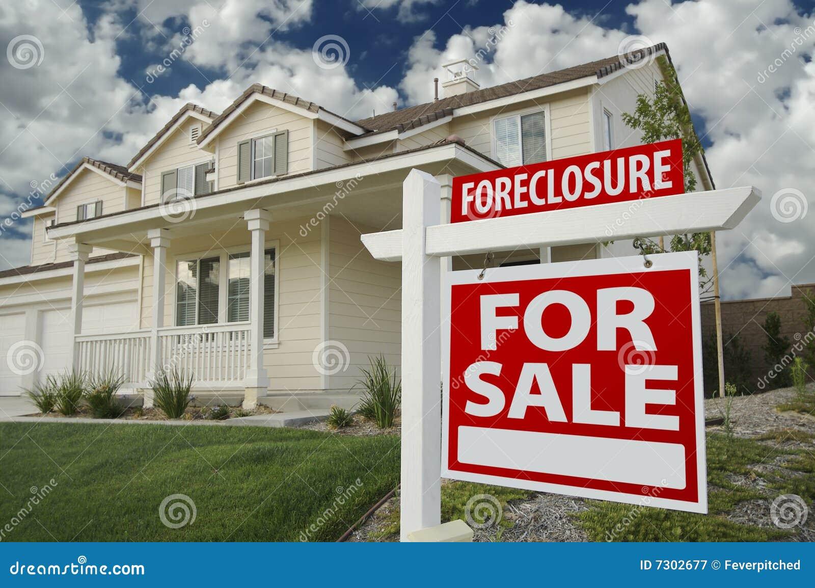 Casa di preclusione da vendere il segno & la Camera
