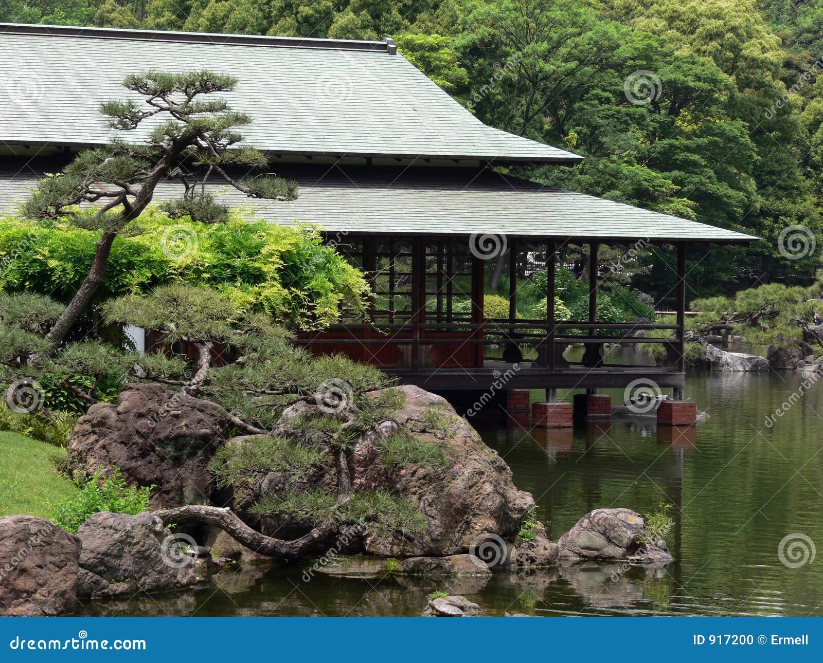 Casa di tè giapponese