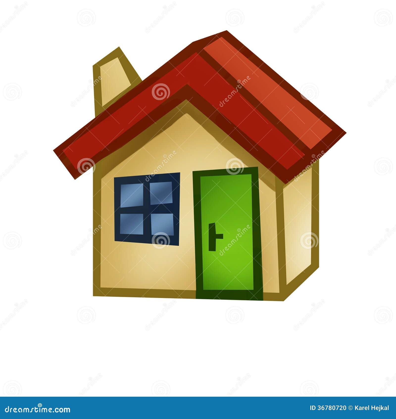 casa dibujada mano foto de archivo imagen 36780720