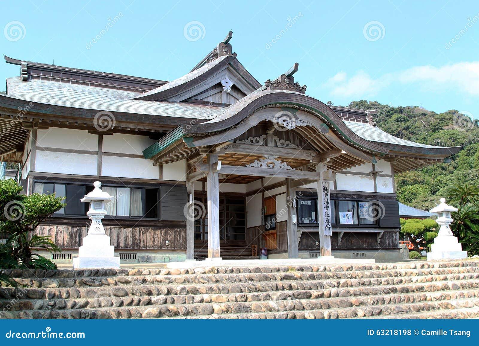 Casa do estilo japonês