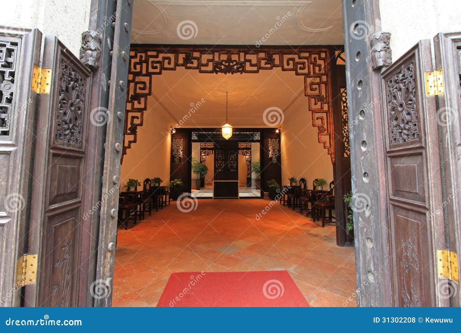 A casa do mandarino, Macau