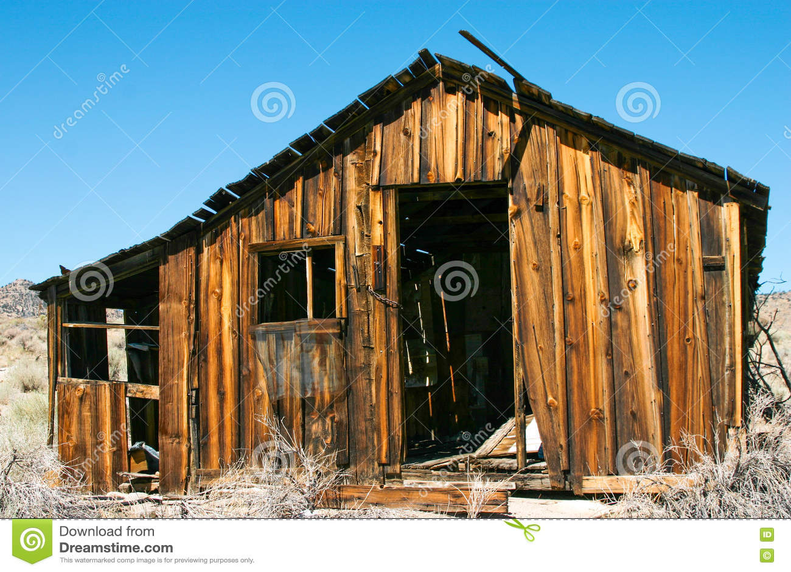 A casa do mineiro