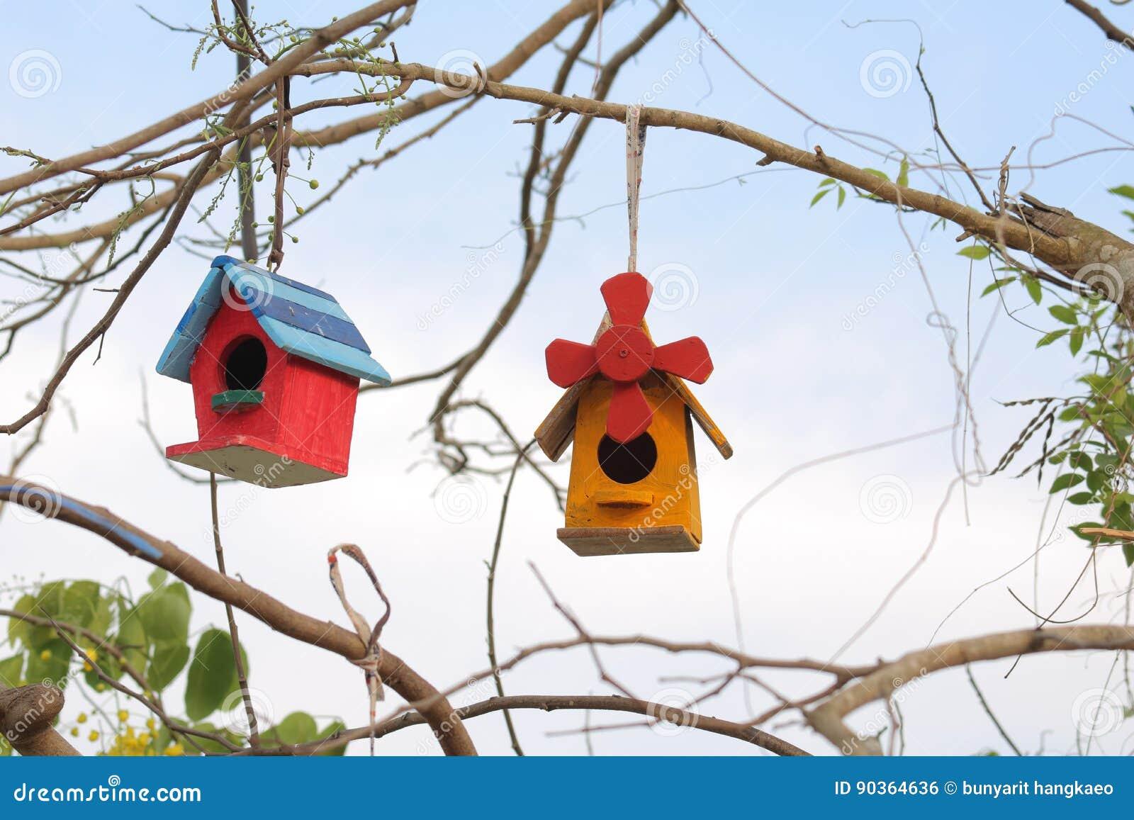 Casa do pássaro