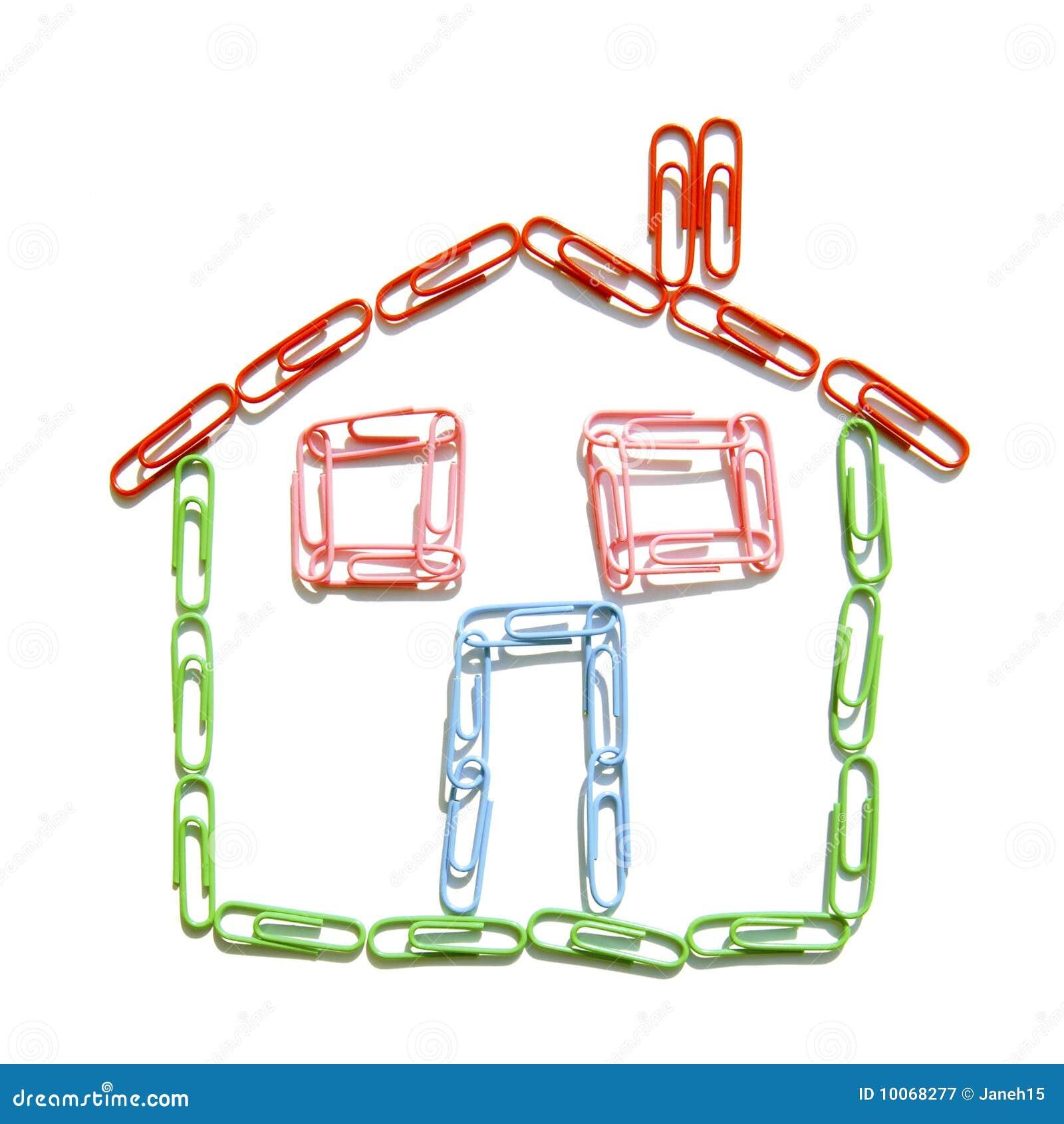 Casa do Paperclip