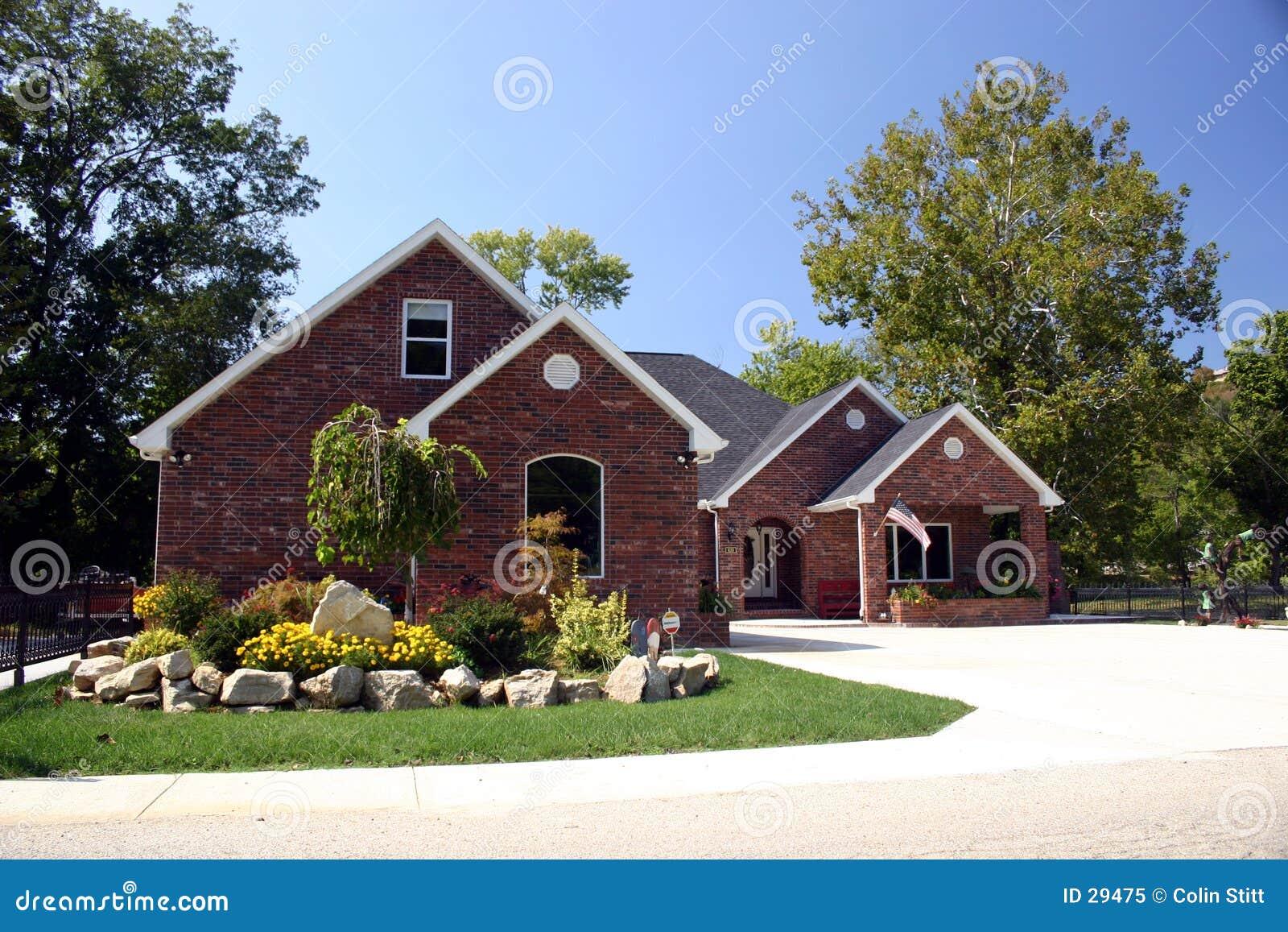 Casa do tijolo