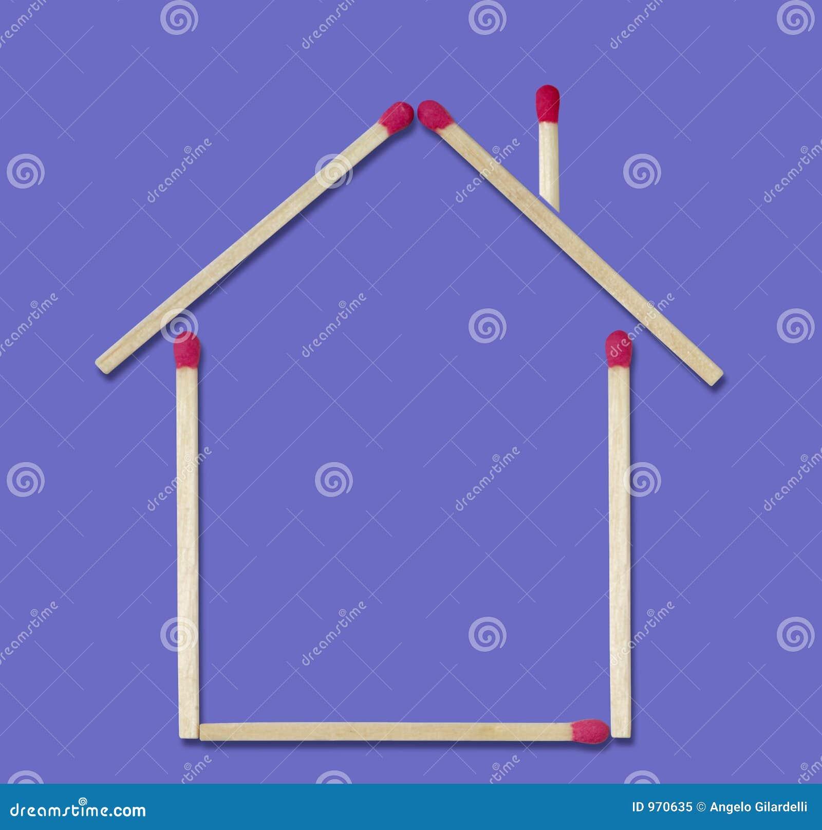Casa dos fósforos