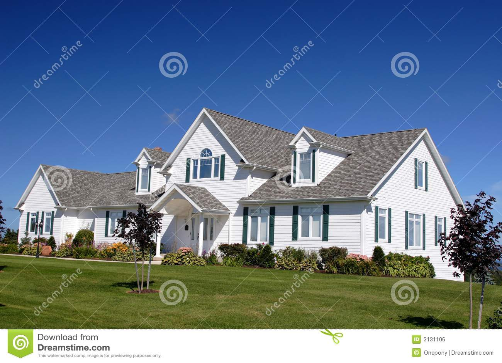 Casa ejecutiva