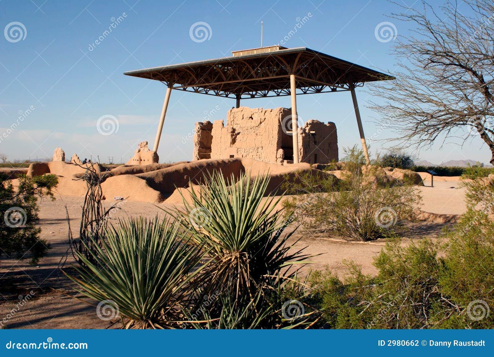 Casa-große Ruinen