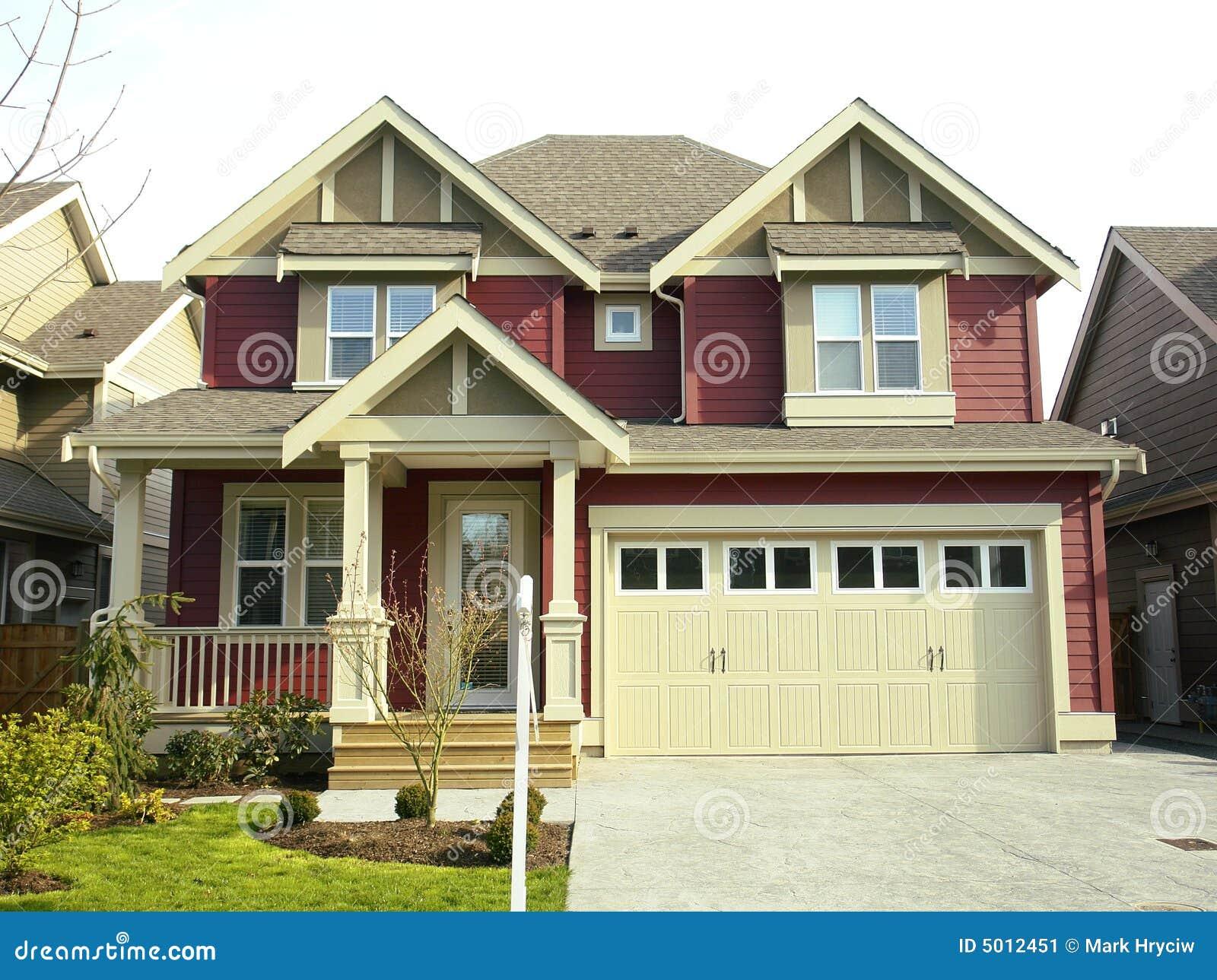 Casa Home nova para a venda