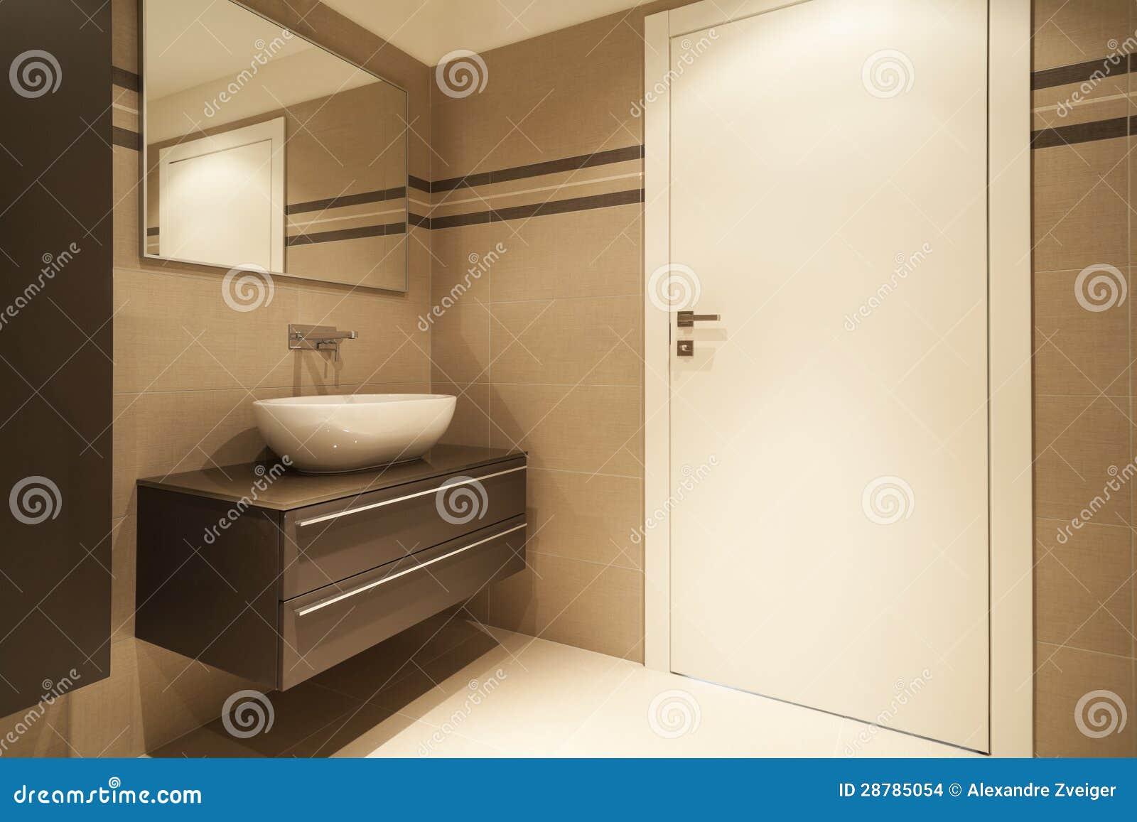 Casa Interior Banheiro Imagens de Stock Imagem: 28785054 #86A922 1300x957 Arquitetura Interior Banheiro
