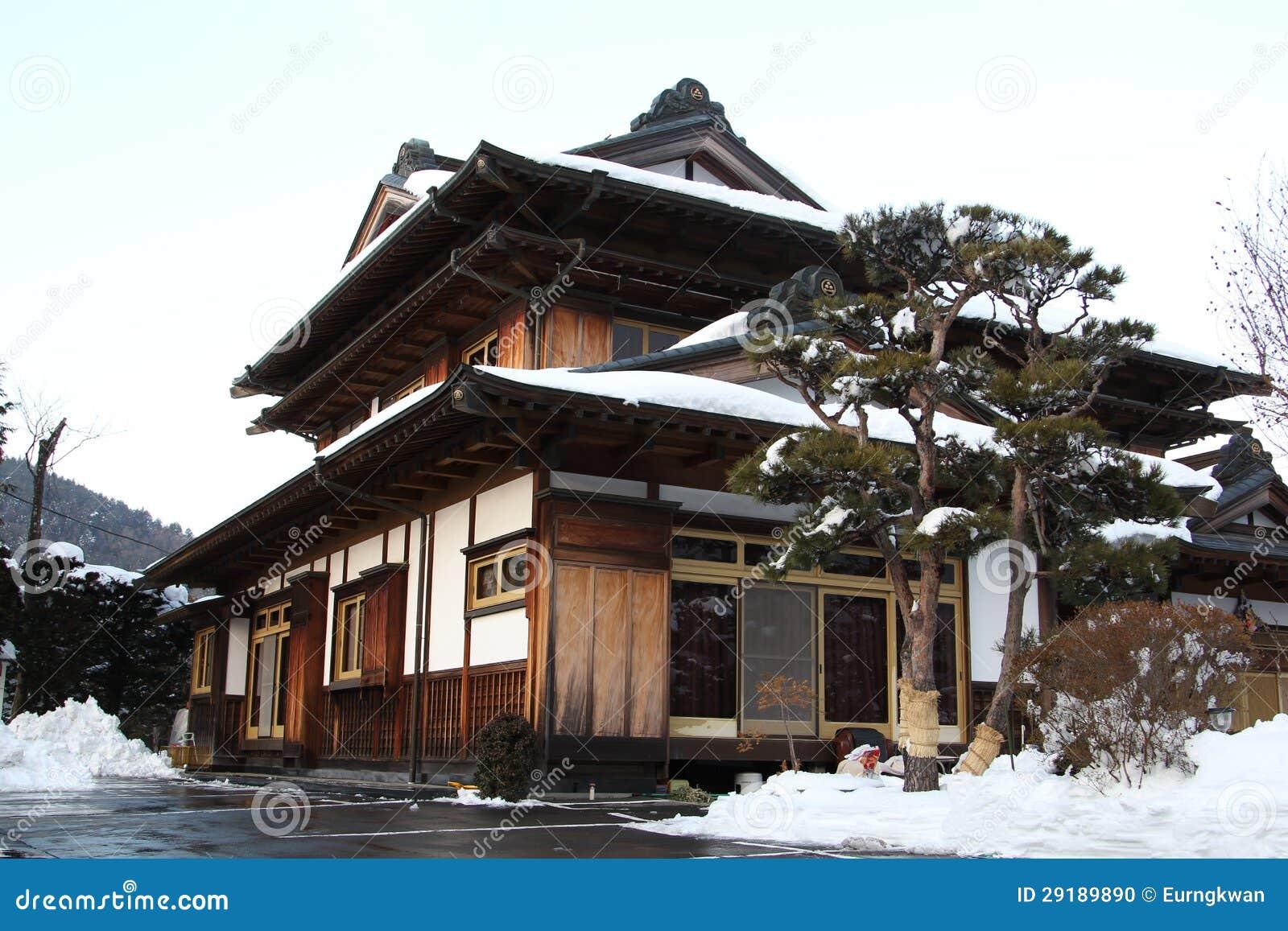 Casa japonesa tradicional foto de stock imagem 29189890 - Casa tradicional japonesa ...