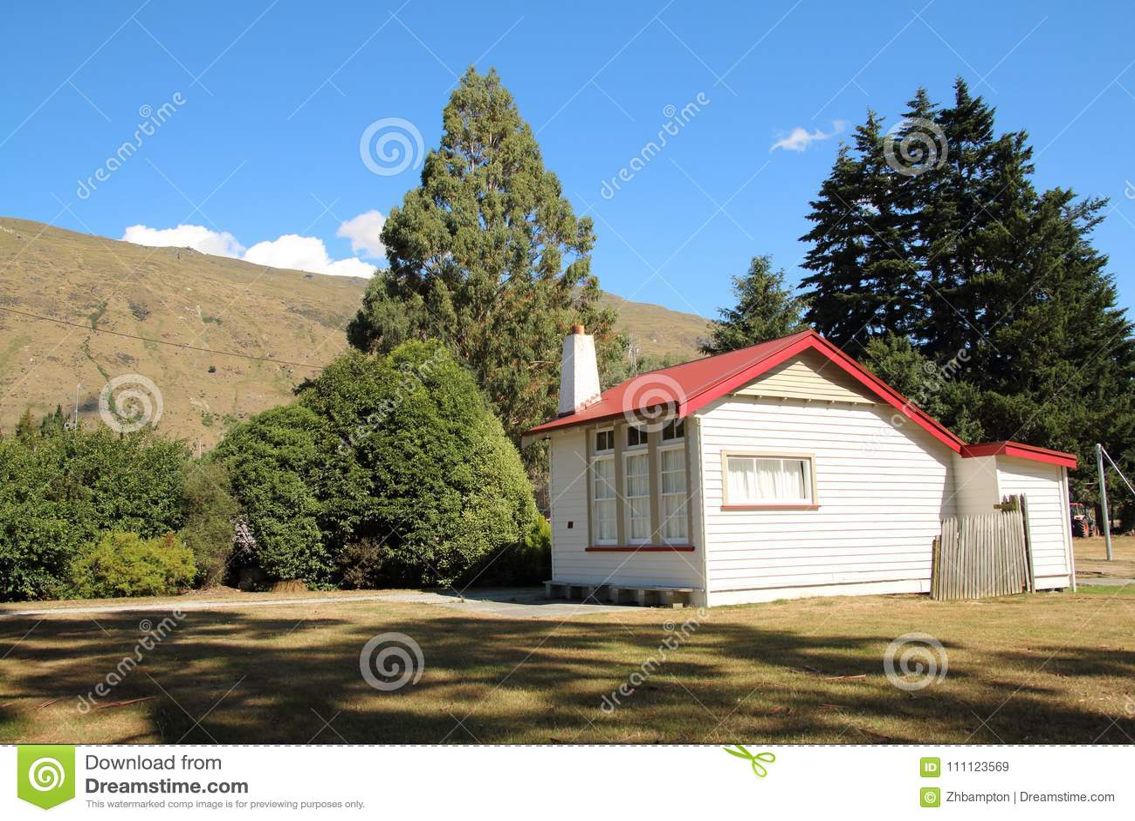 Casa Kingston, Nueva Zelanda de la escuela vieja