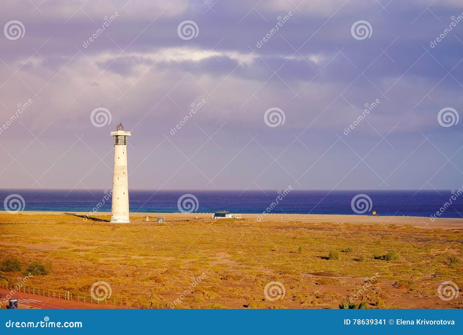 Casa leggera sulla spiaggia in Morro Jable sull Isole Canarie Fue