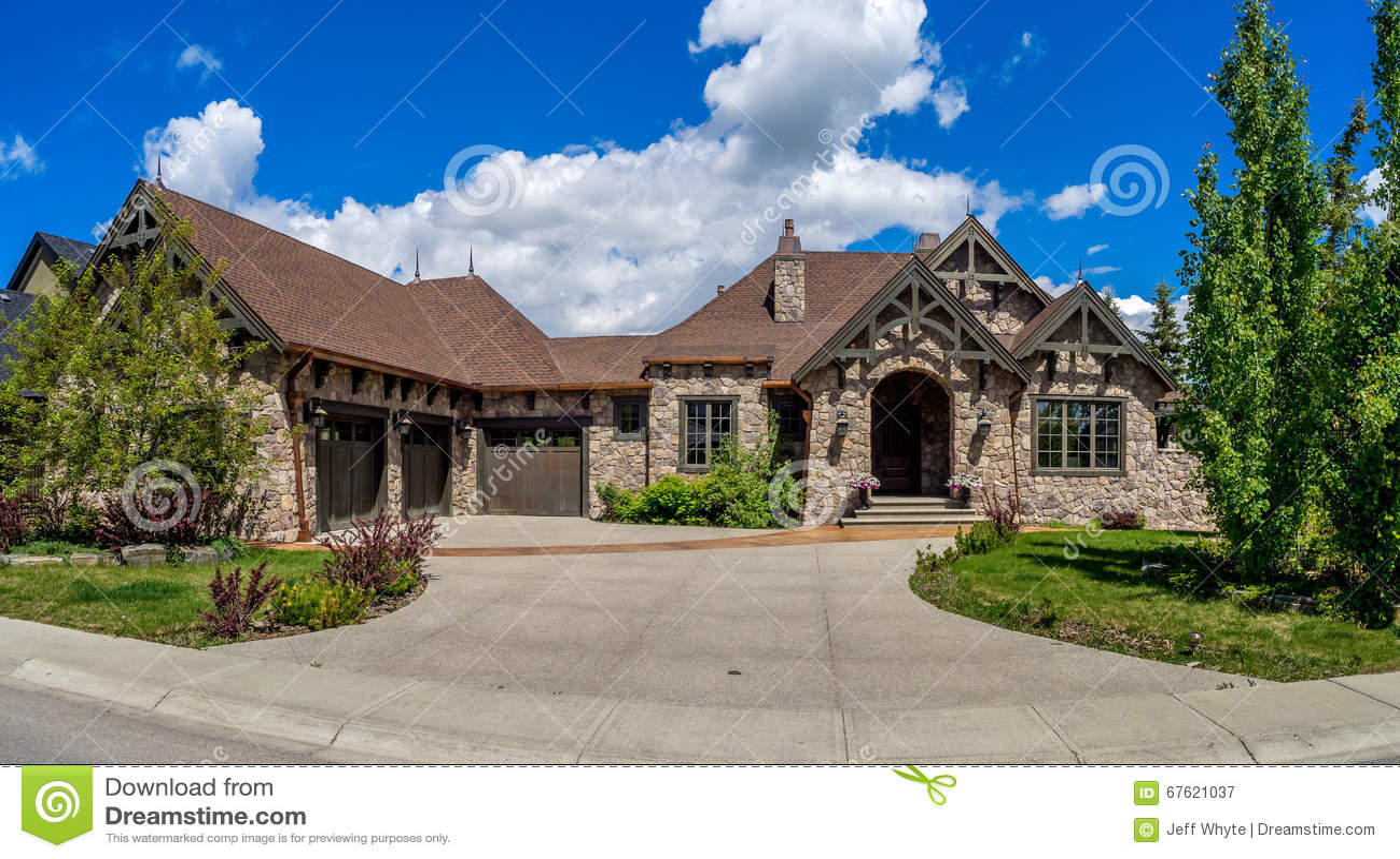 Casa luxuosa em Calgary, Canadá